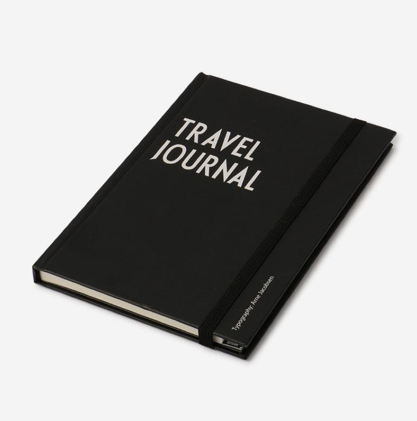 DESIGN LETTERS+Arne Jacbsen TRAVEL JOURNAL ¥6,156 (税込)