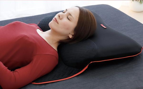 美容効果のある枕「ザ・ピロービューティー」をご紹介!