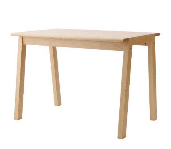 ブナ材・こどもデスクテーブル