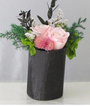 花飾り (ピンク)