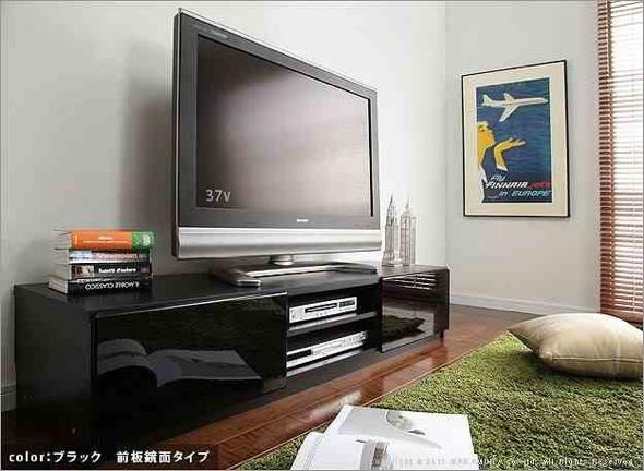 背面収納のテレビボードROBIN(ロビン)