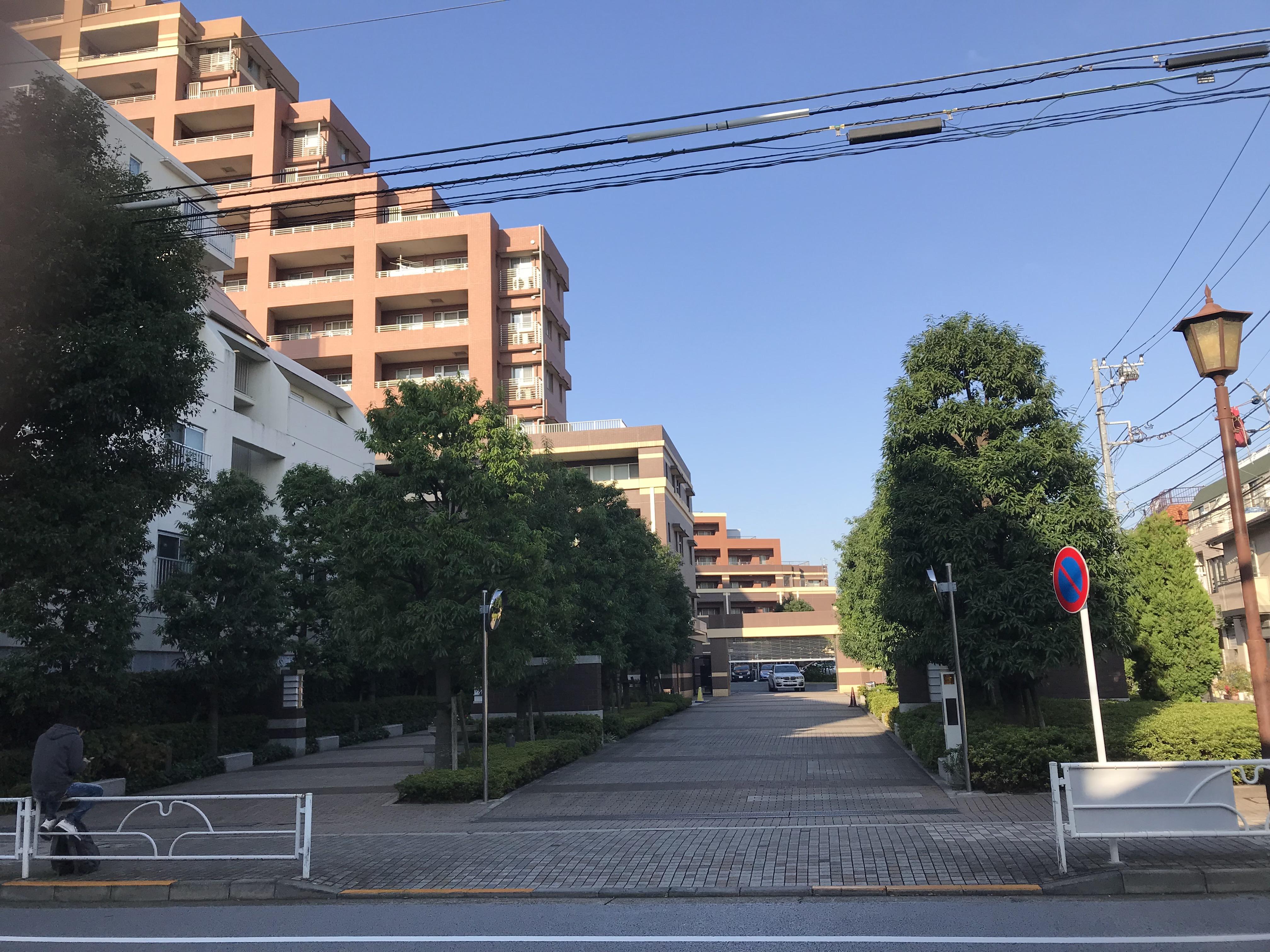 ジェントリーハウス品川大井_外観