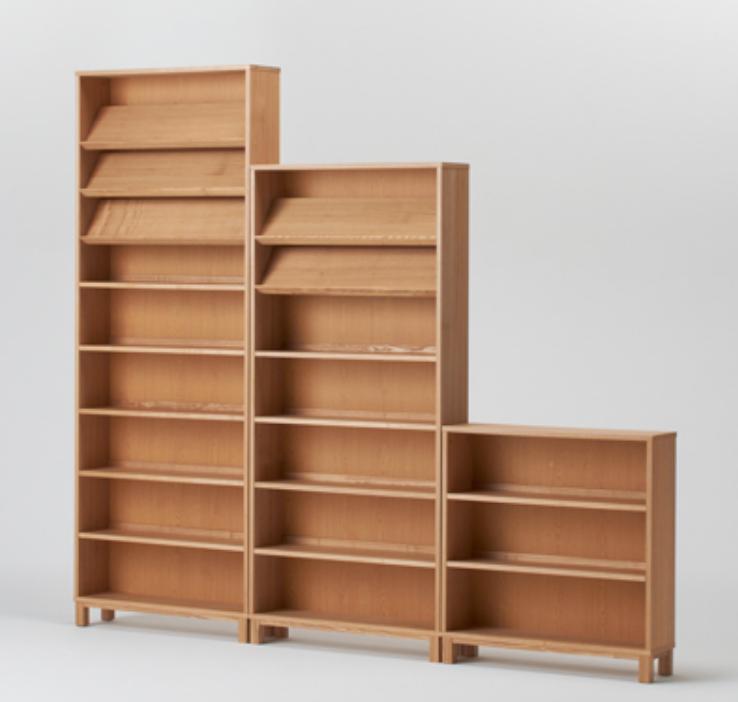 無印の本棚