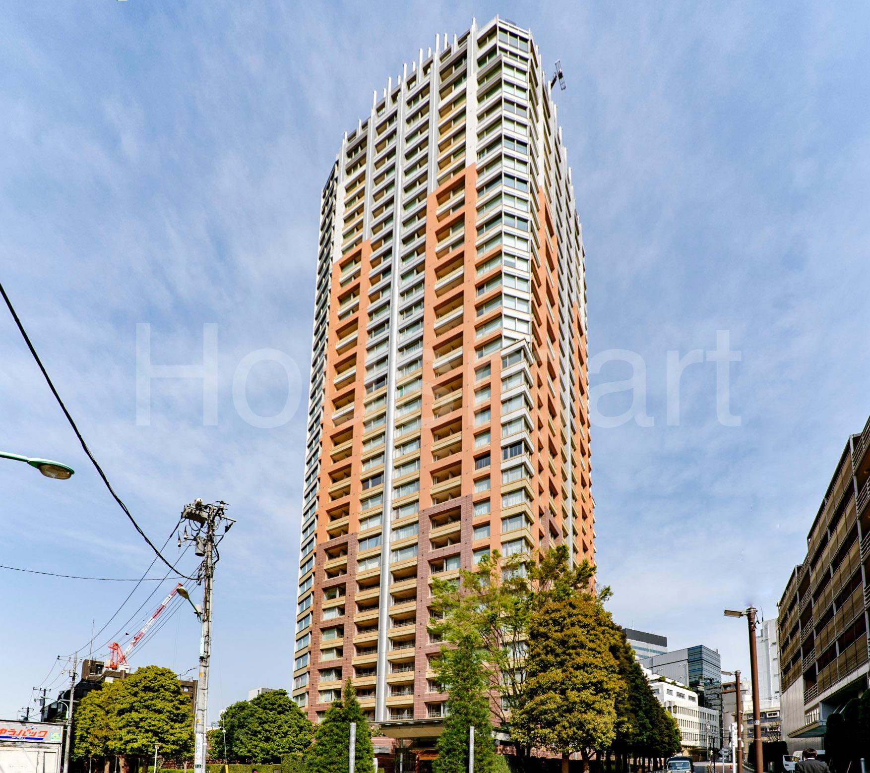 青山パークタワーは、デザイン性に優れた高級タワーマンション!