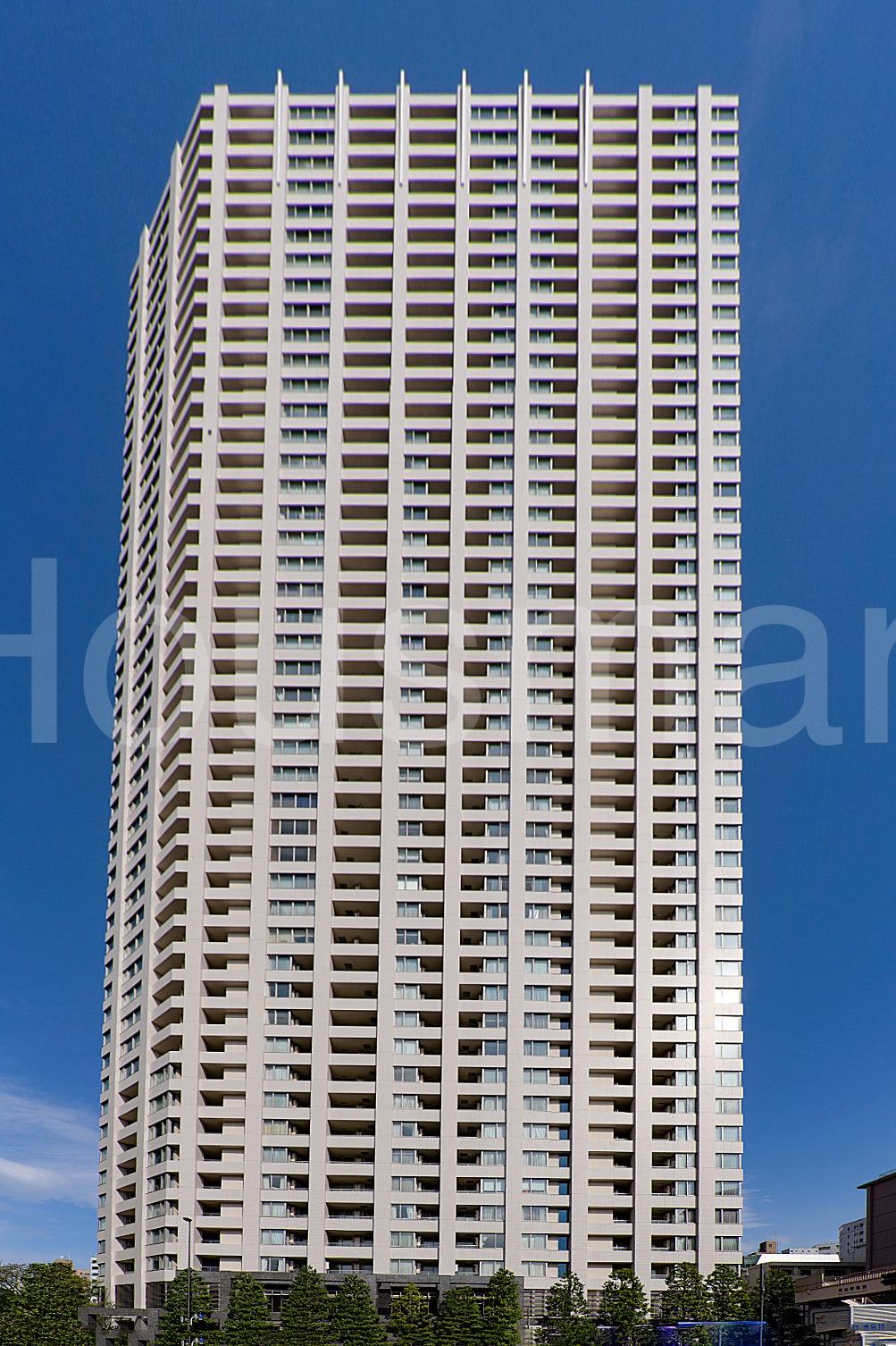 高輪ザ・レジデンスは、洗練されたデザインの高級タワーマンション!