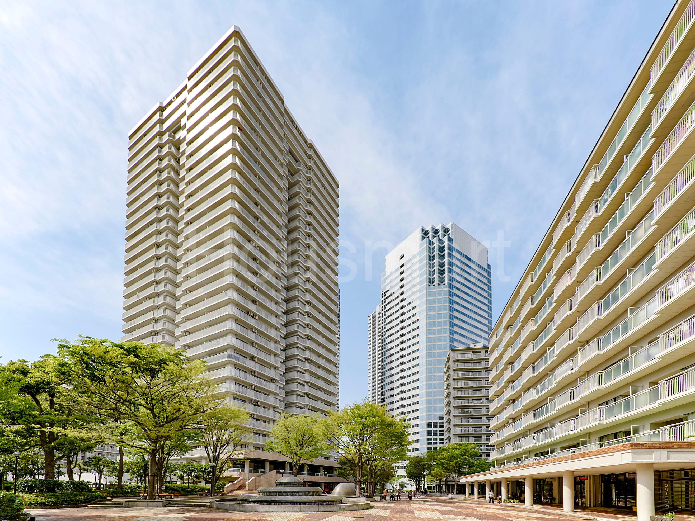 パークシティ新川崎は、リノベーションしたい方におすすめなタワーマンション!