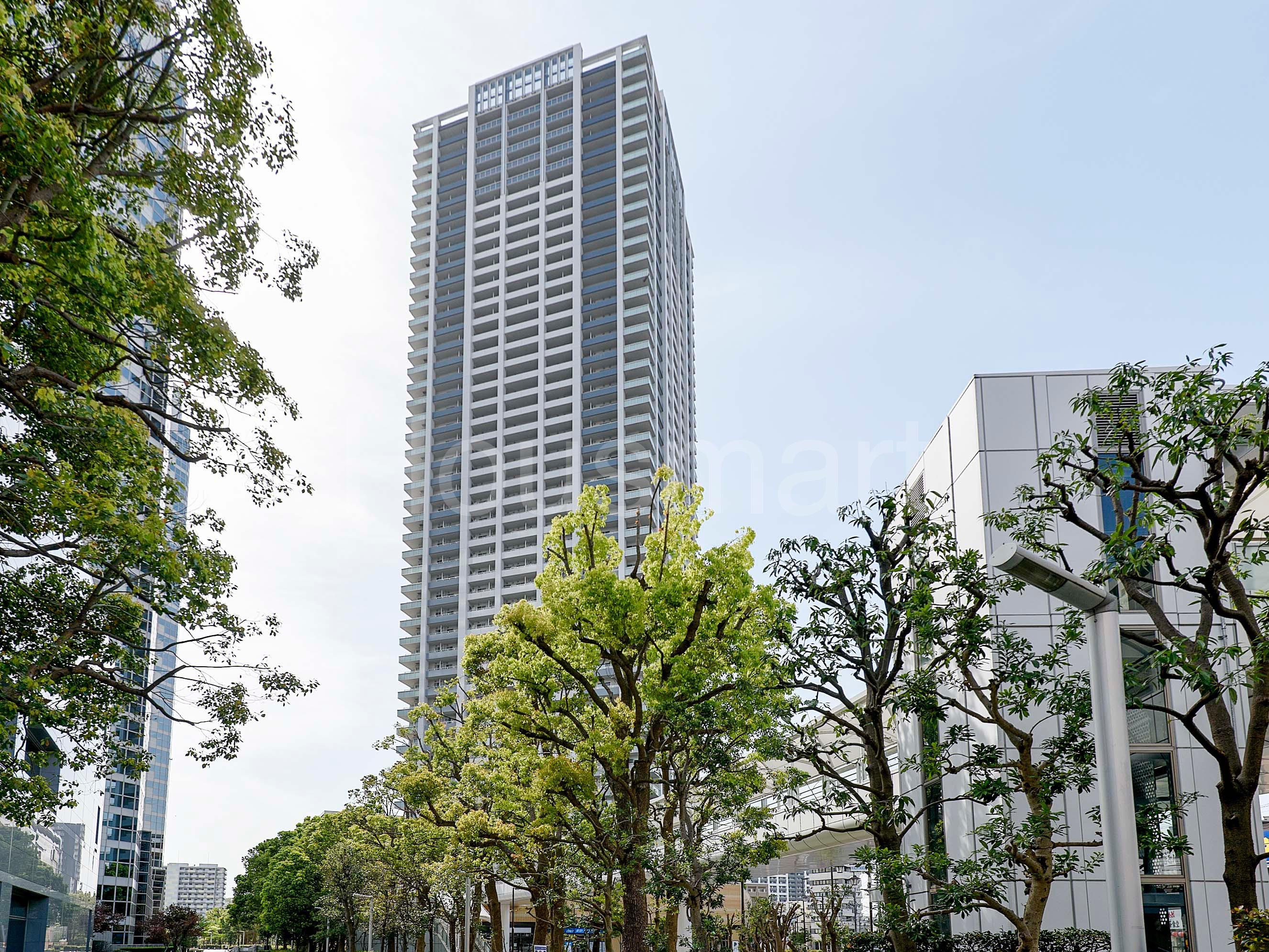 パークタワー新川崎は再開発で資産性向上が期待されるタワーマンション!