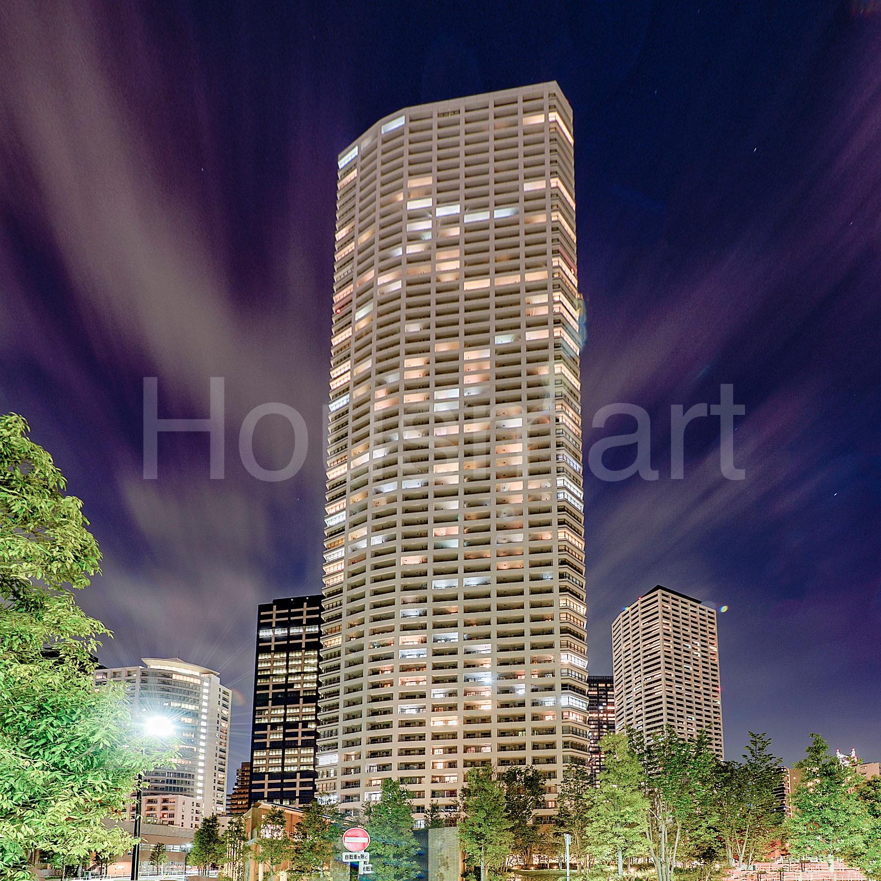 ザパークハウス西新宿タワー60は、日本トップの超高層タワーマンション!