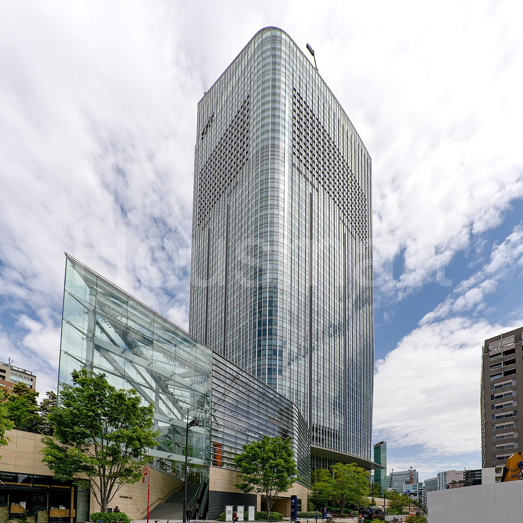 虎ノ門ヒルズレジデンスは、極上の生活を保証してくれる最高級タワーマンション