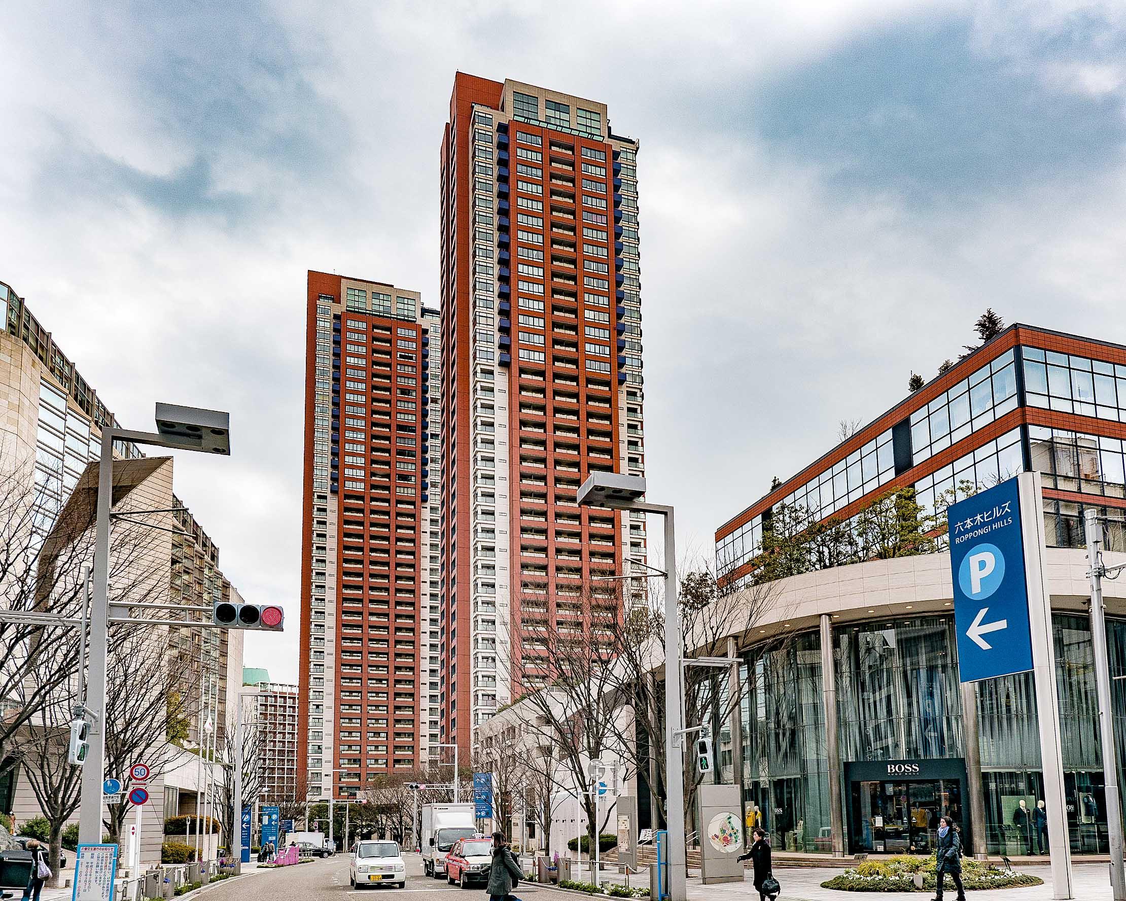 六本木ヒルズレジデンスは日本屈指の最強級タワーマンション!