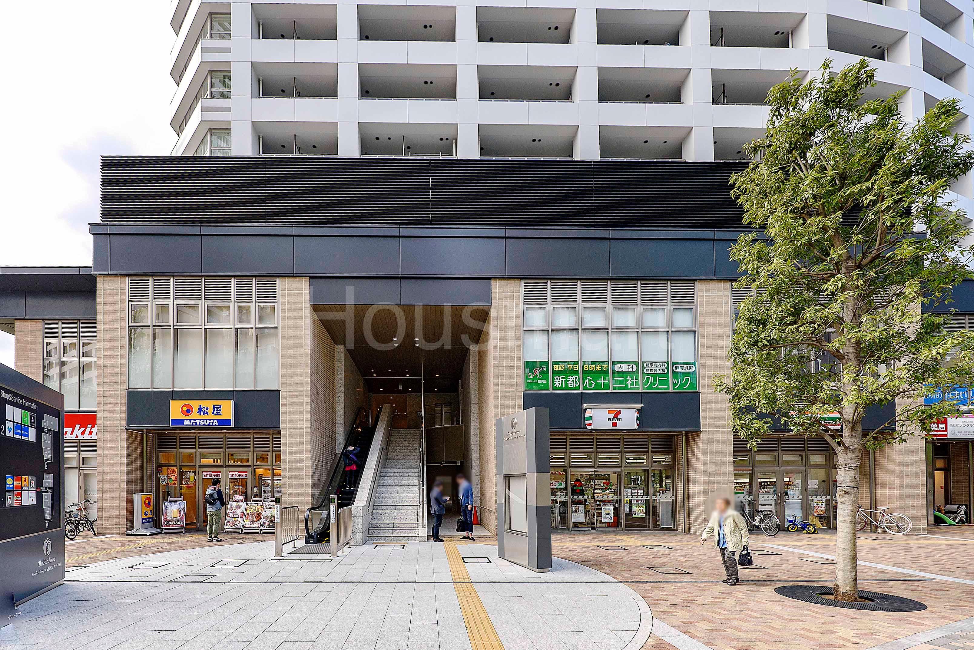 ザパークハウス西新宿タワー_施設