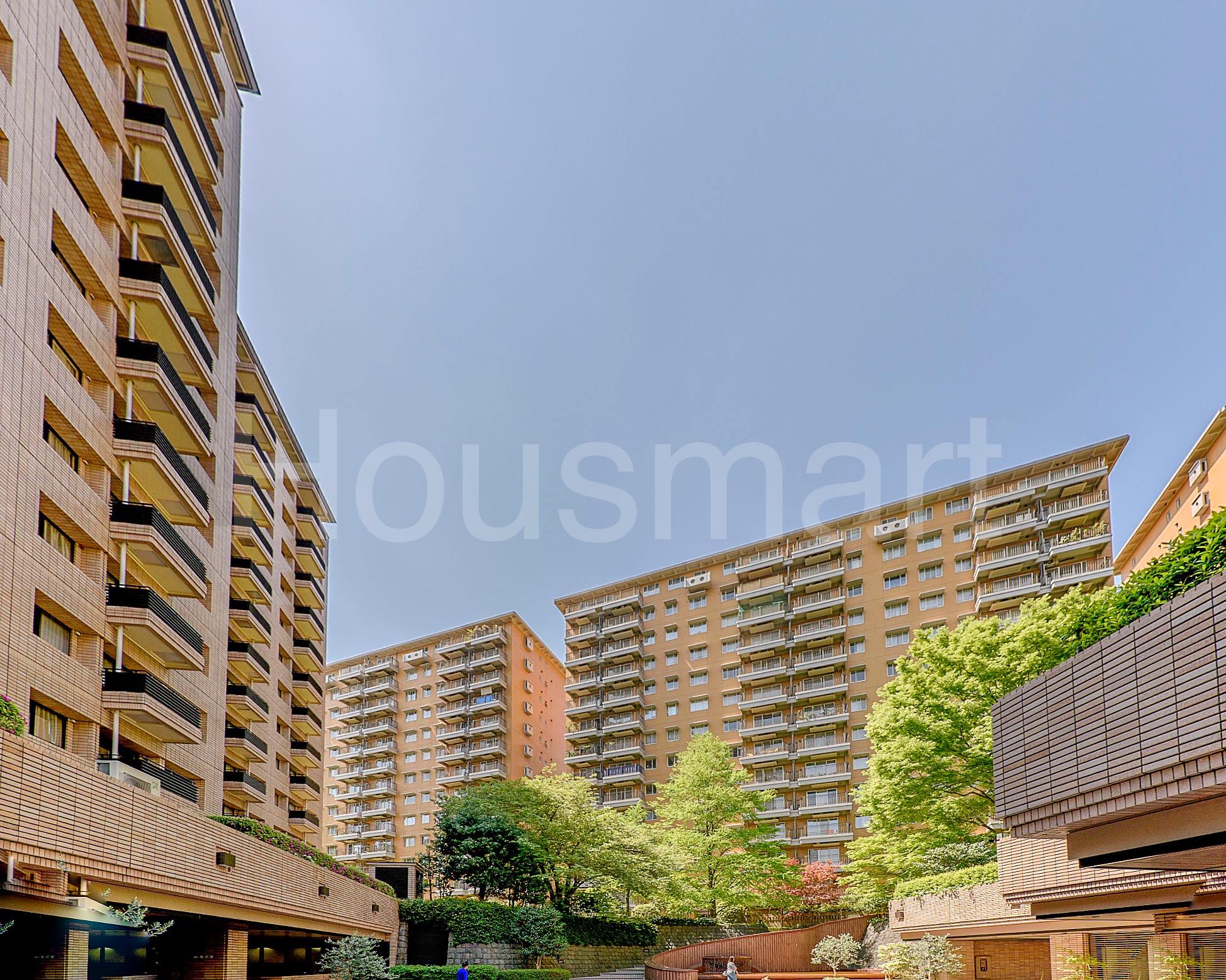 広尾ガーデンヒルズは最高級ヴィンテージマンション。価格推移まで徹底解説!