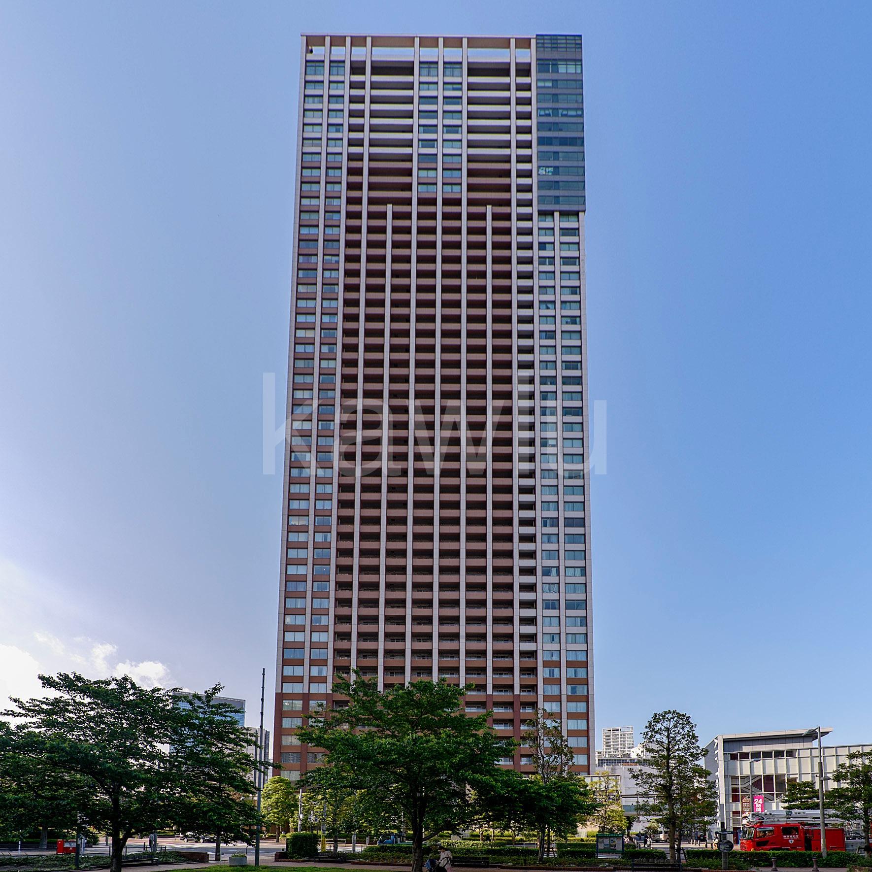 芝浦アイランドエアタワーは、共用施設が充実したタワーマンション!