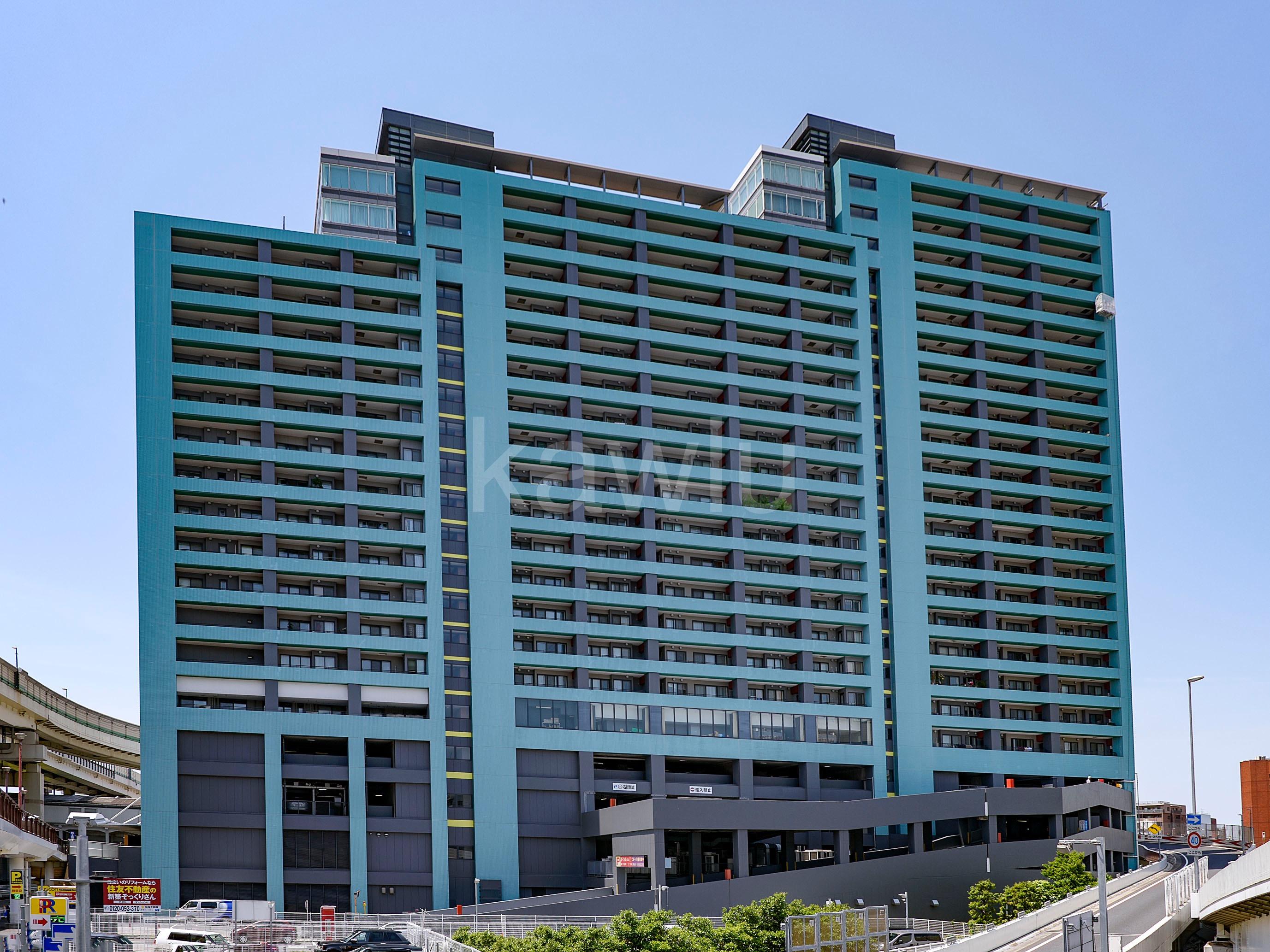 パークスクエア横浜は、石川町徒歩1分のタワーマンション!