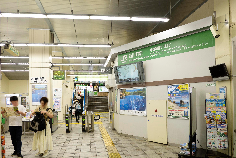 パークスクエア横浜_石川町駅