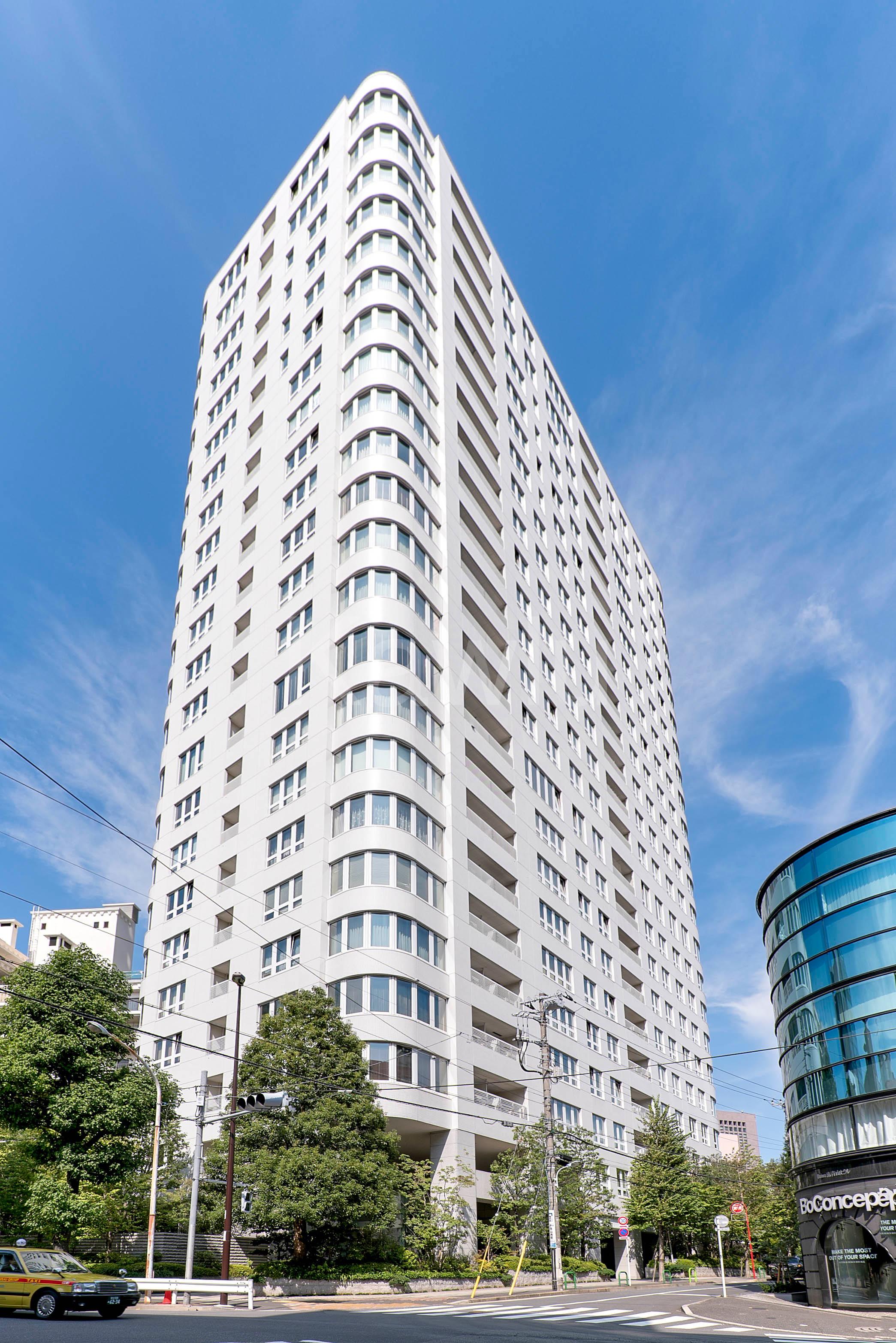 青山ザ・タワーは、青山エリアにそびえ立つおすすめタワーマンション!