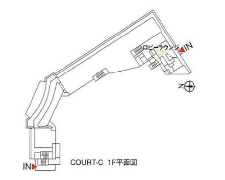 アーバンドックパークシティ豊洲タワーCの配置図