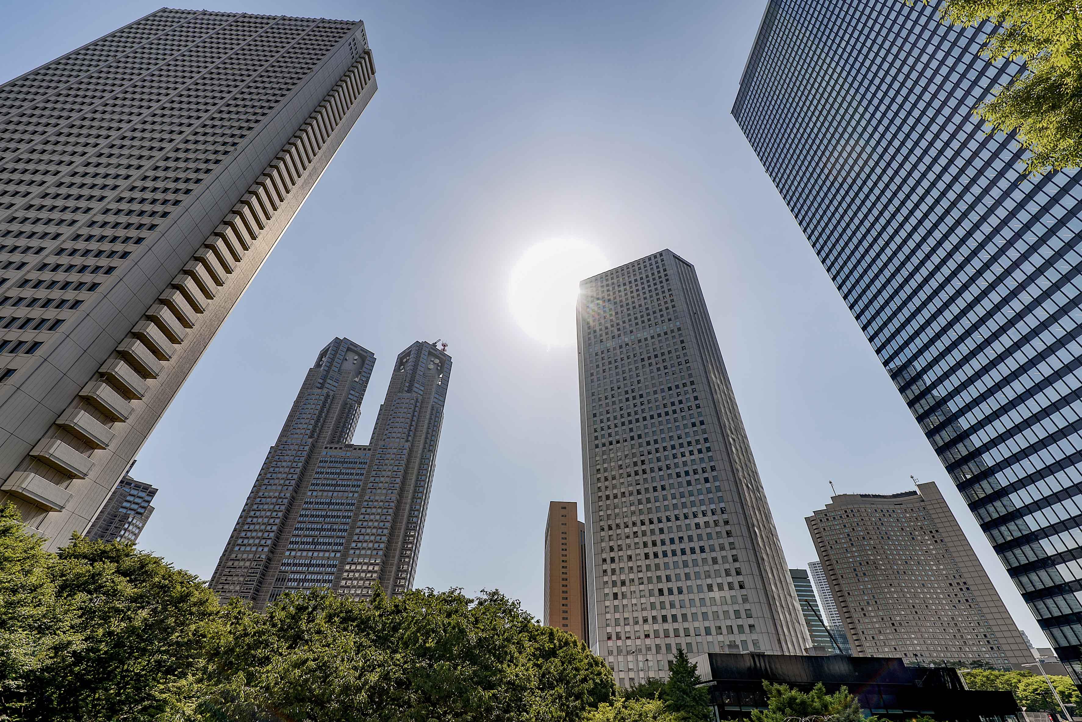 セントラルレジデンス新宿シティタワー_新宿高層ビル