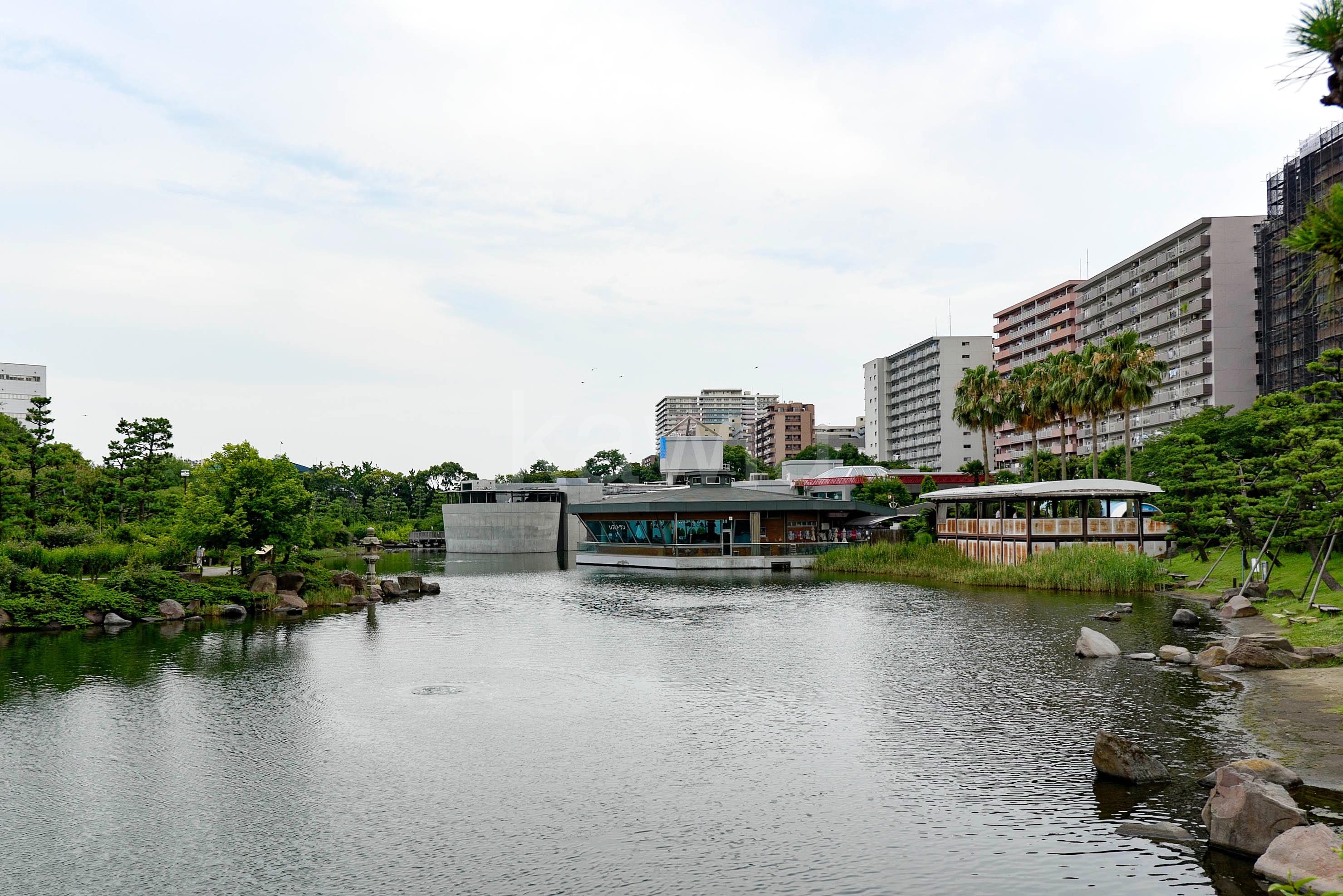 シティタワー品川パークフロント_周辺