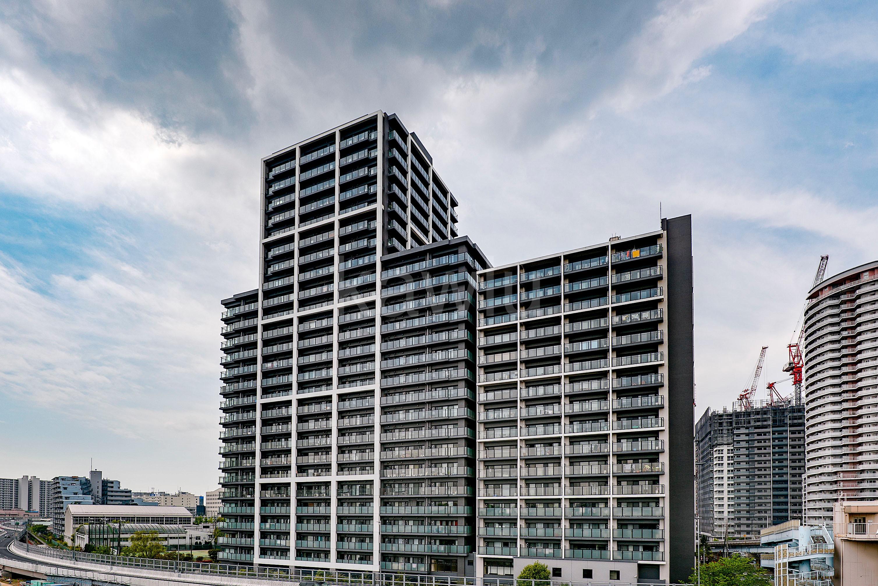 クレストタワー品川シーサイドは、駅徒歩3分の超好立地タワーマンション!
