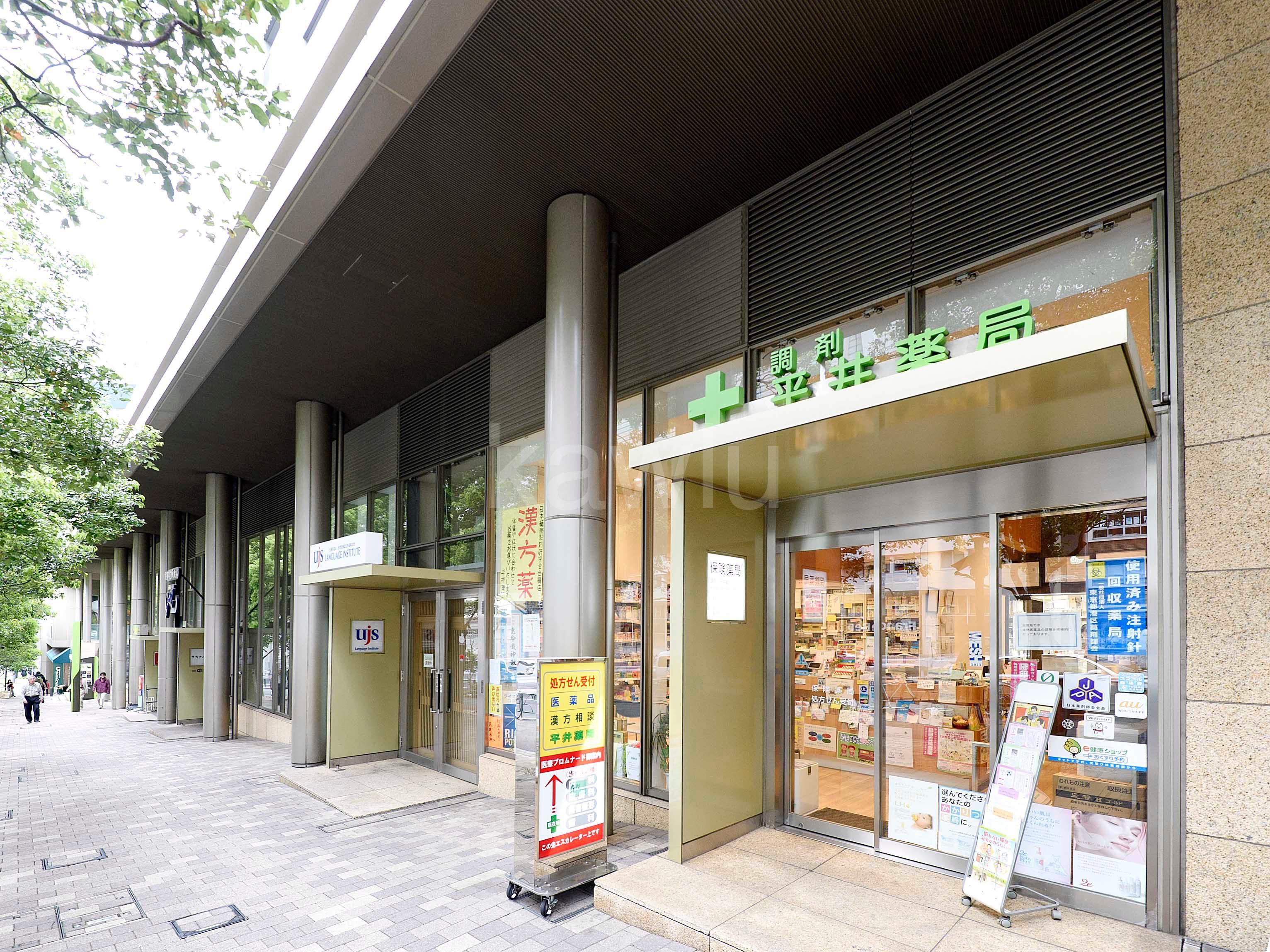 ザ・六本木東京クラブレジデンス_平井薬局