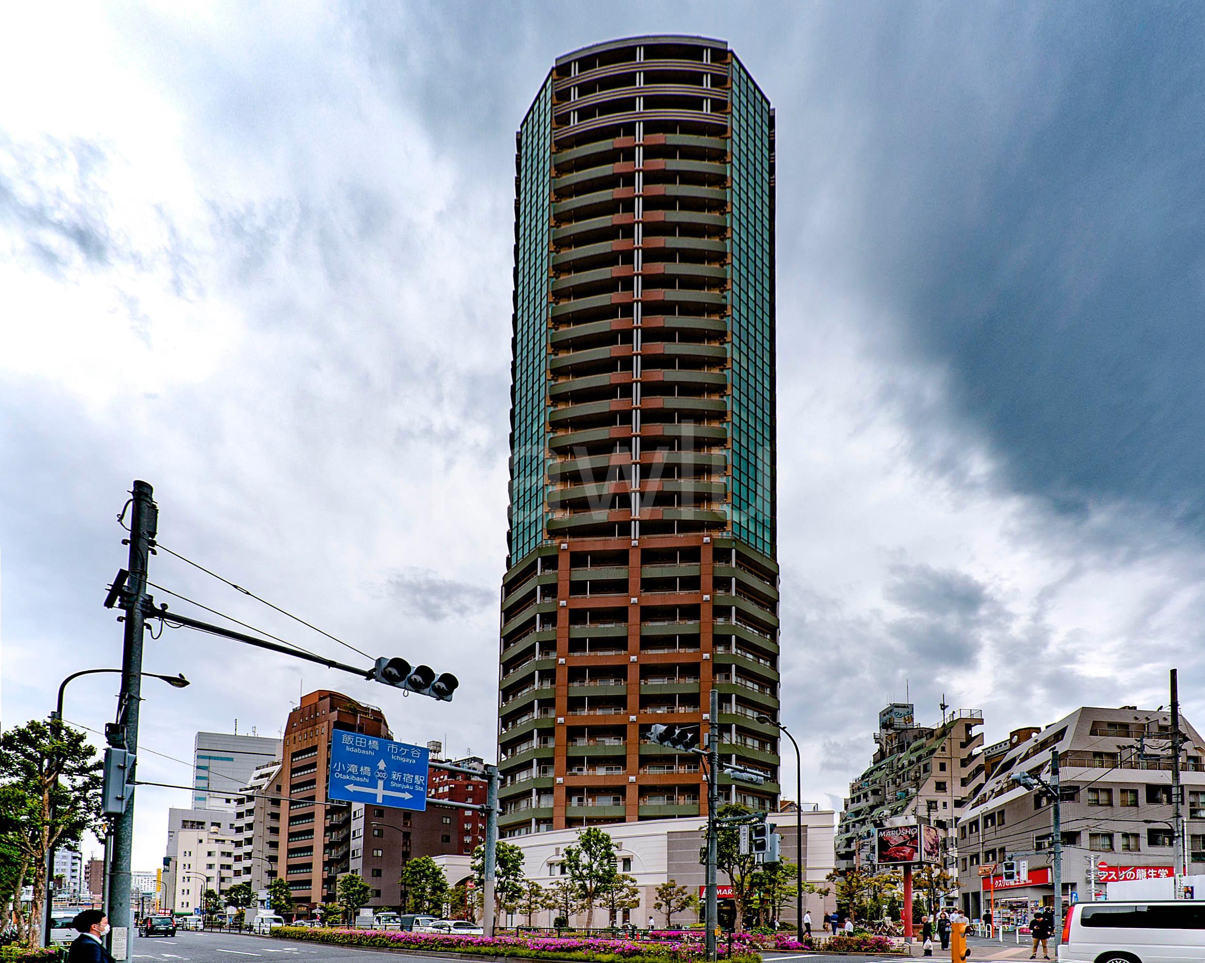 セントラルレジデンス新宿シティタワーは、利便性・資産性・居住性を満たすタワマン!