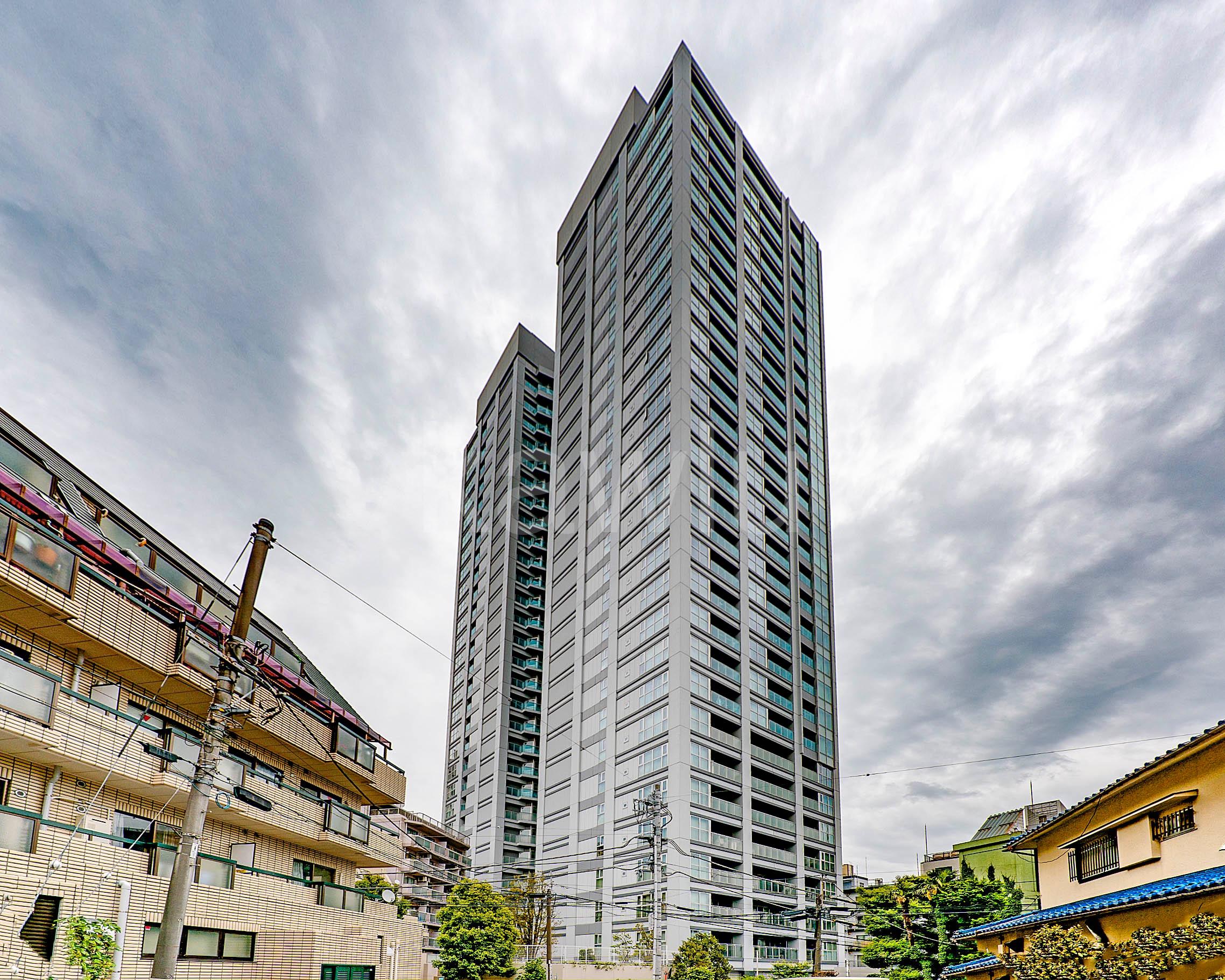 中野ツインマークタワーは、人気の中野駅から徒歩3分のタワマン!