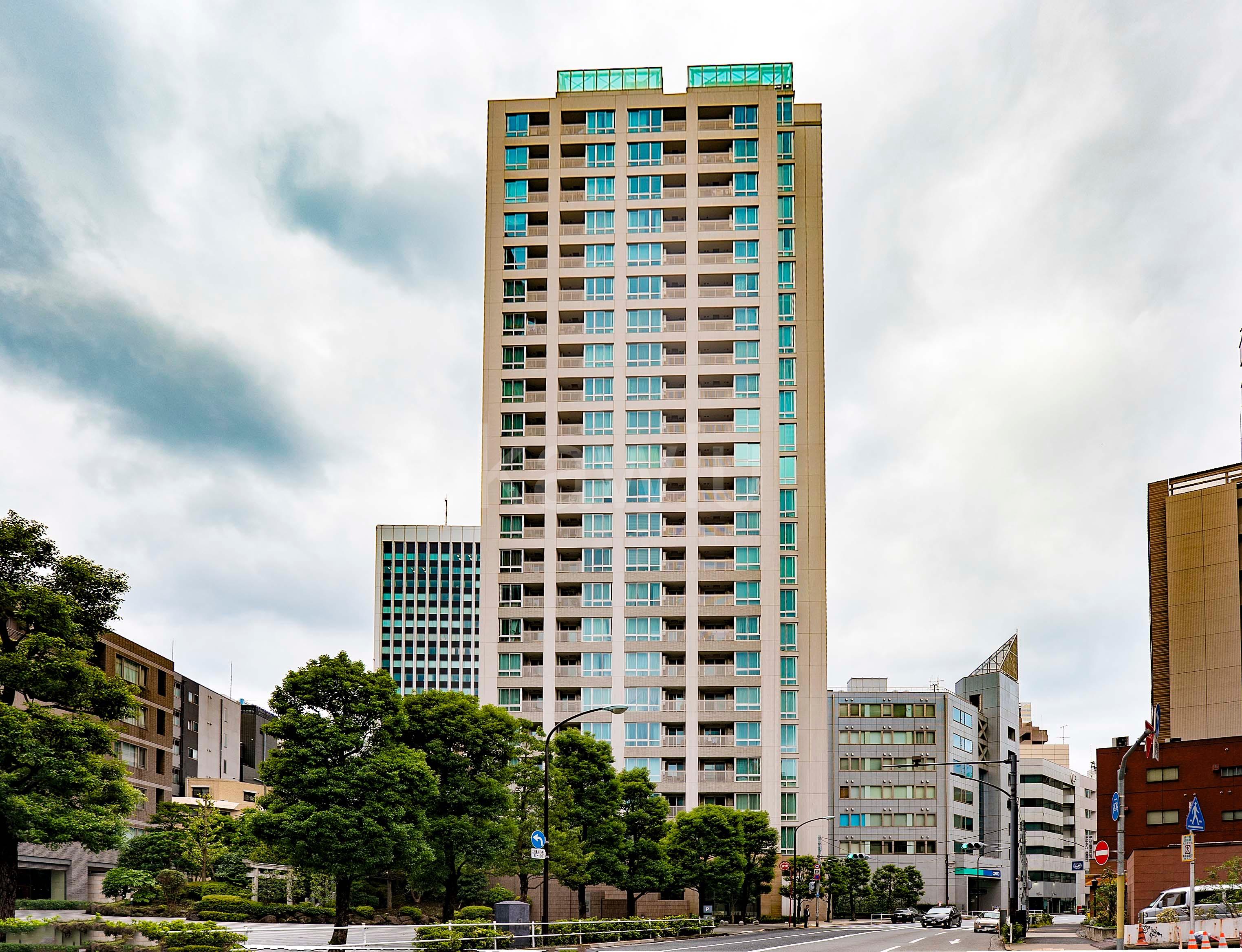 パークタワー芝公園は、眺望と採光に優れた港区のタワマン!