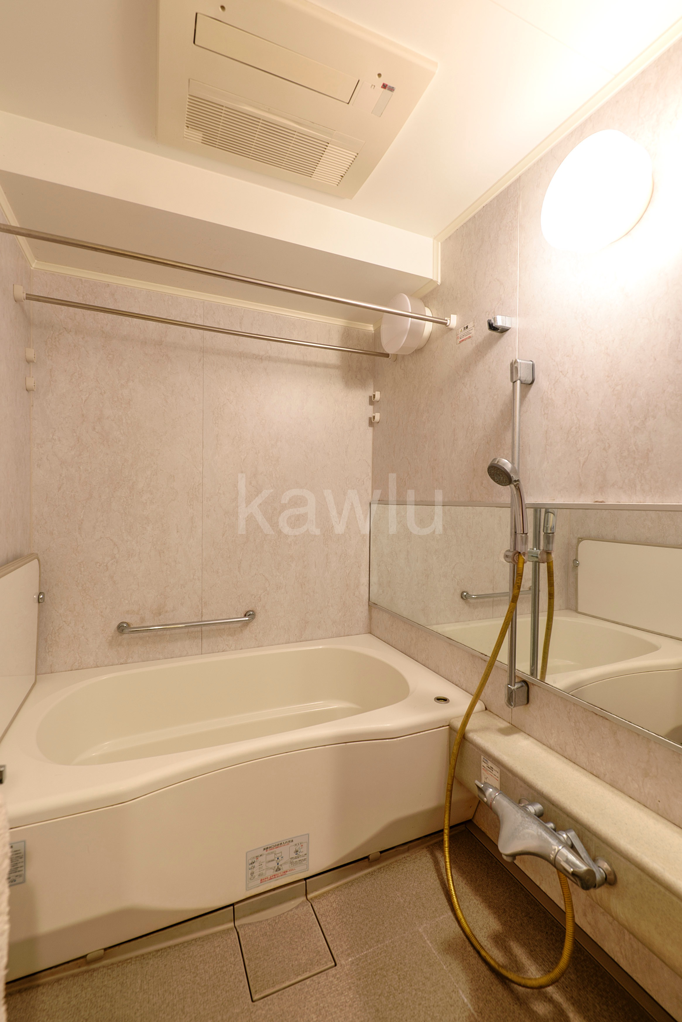 Wコンフォートタワーズ_浴室