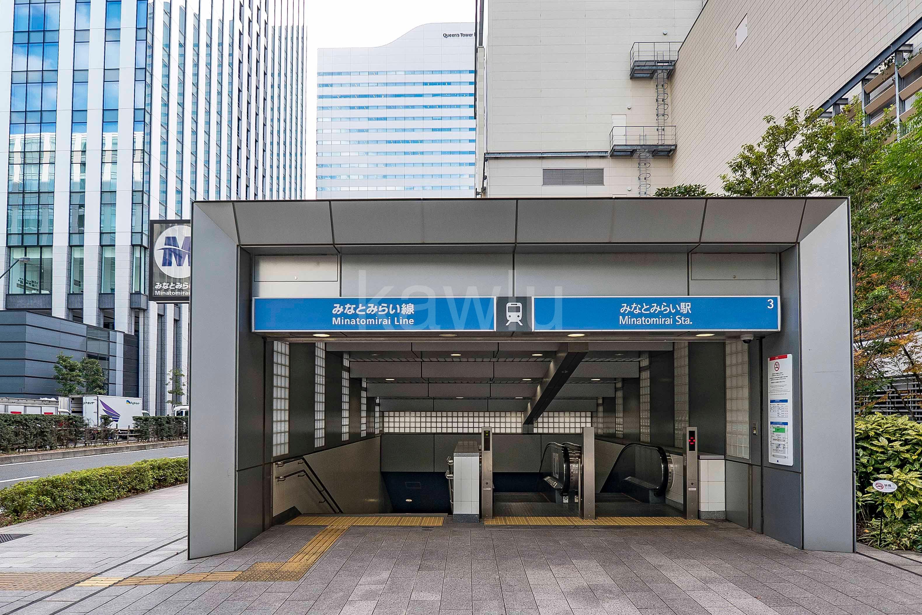 MMタワーズフォレシス_みなとみらい駅
