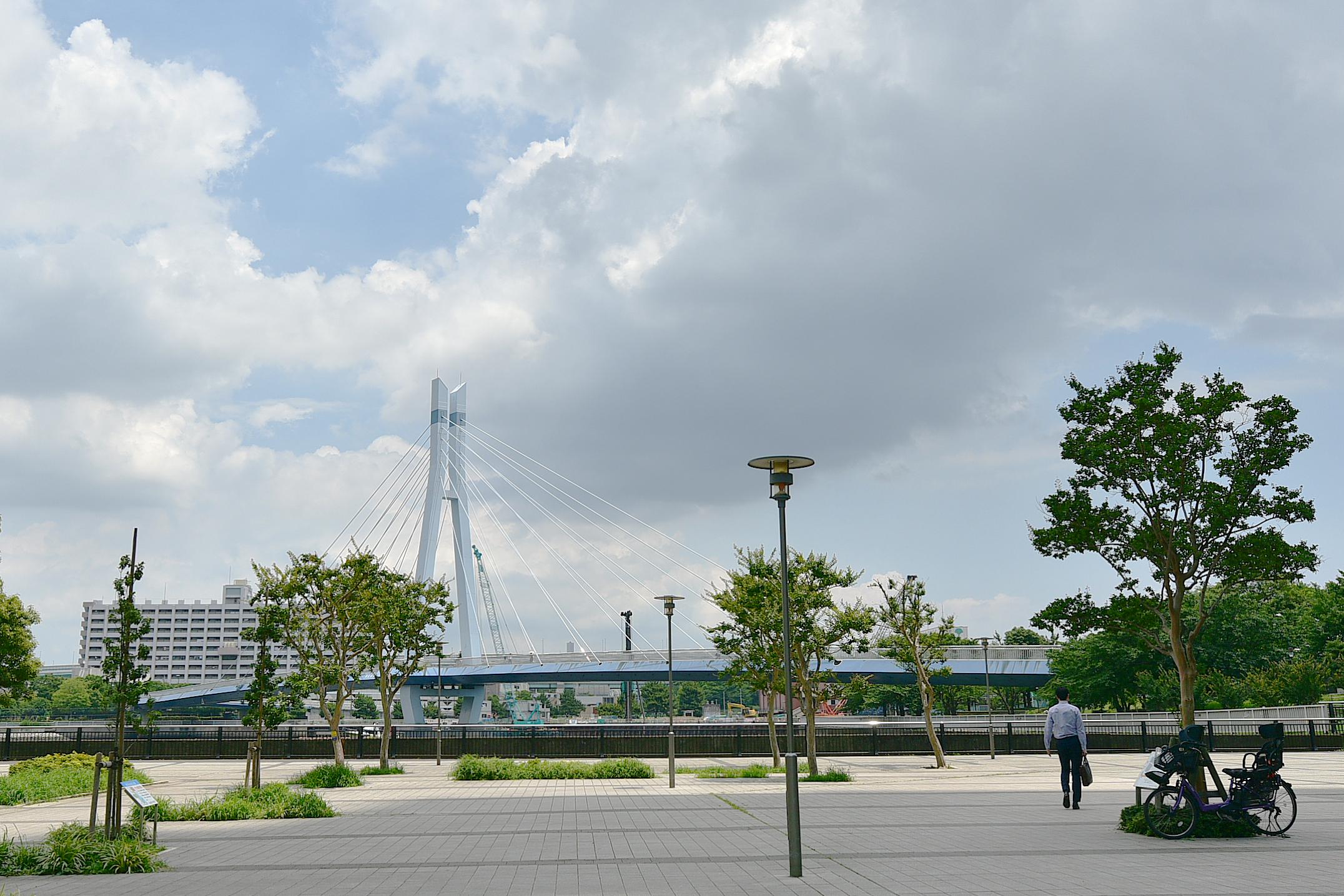アップルタワー東京キャナルコート_東雲水辺公園