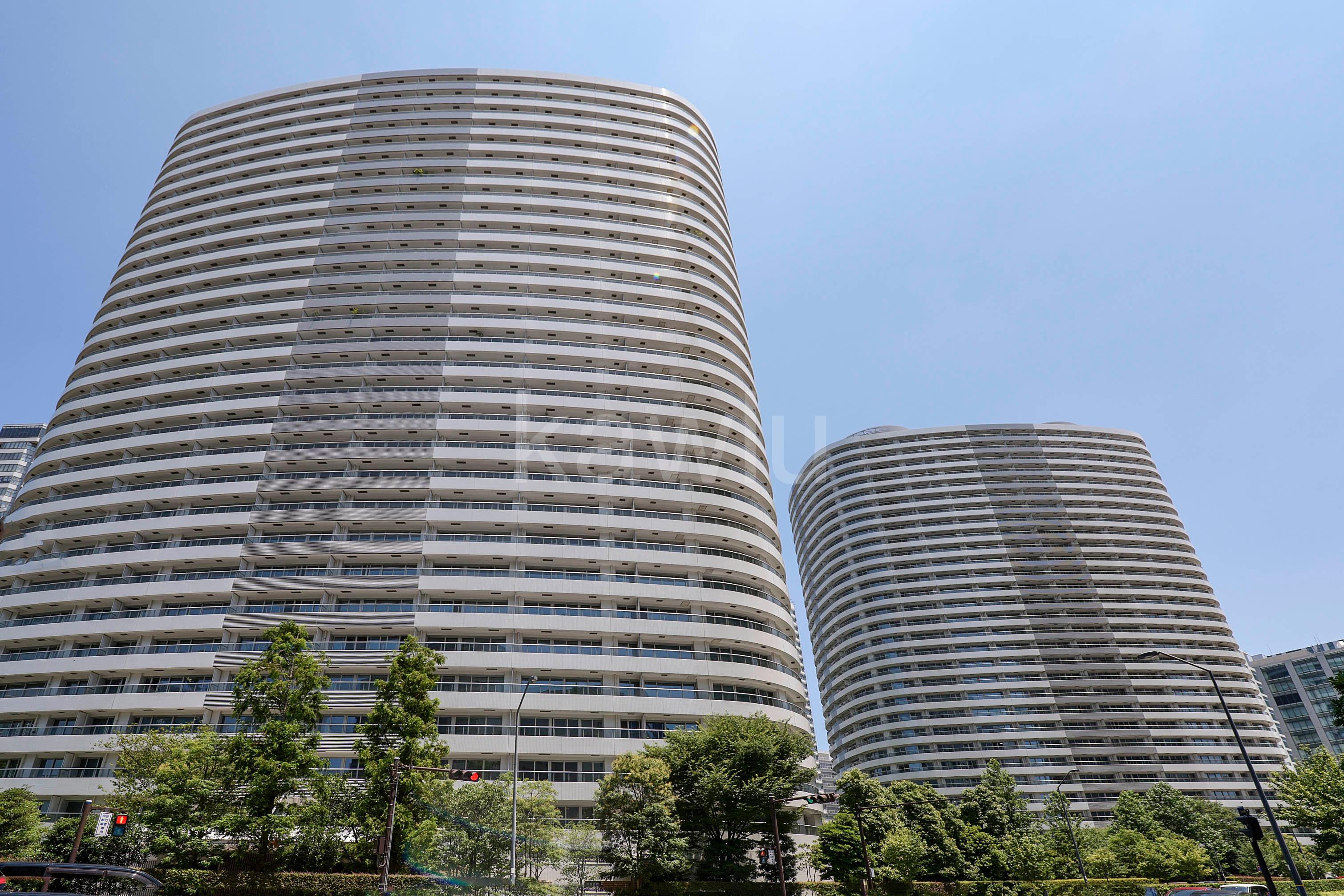 MMタワーズフォレシスは、みなとみらいの中心にそびえるタワーマンション!