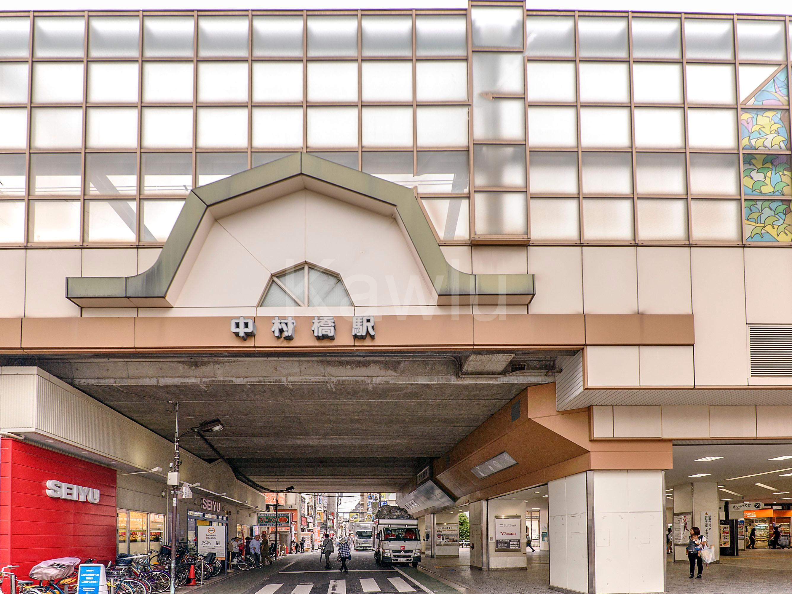 プラウド練馬中村橋ガーデンテラスはファミリー世帯にオススメの低層レジデンス!