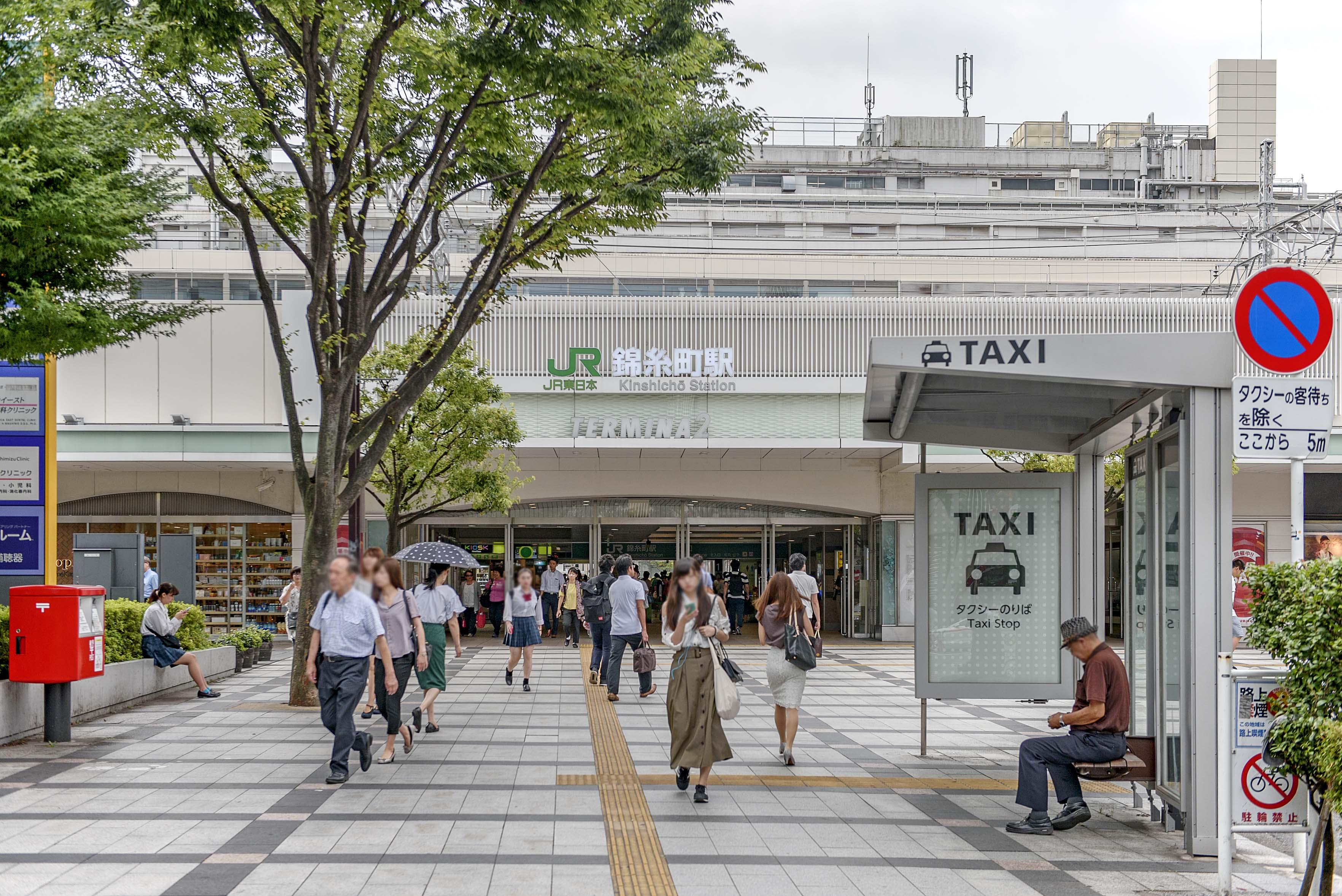 クレヴィア錦糸公園_錦糸町駅