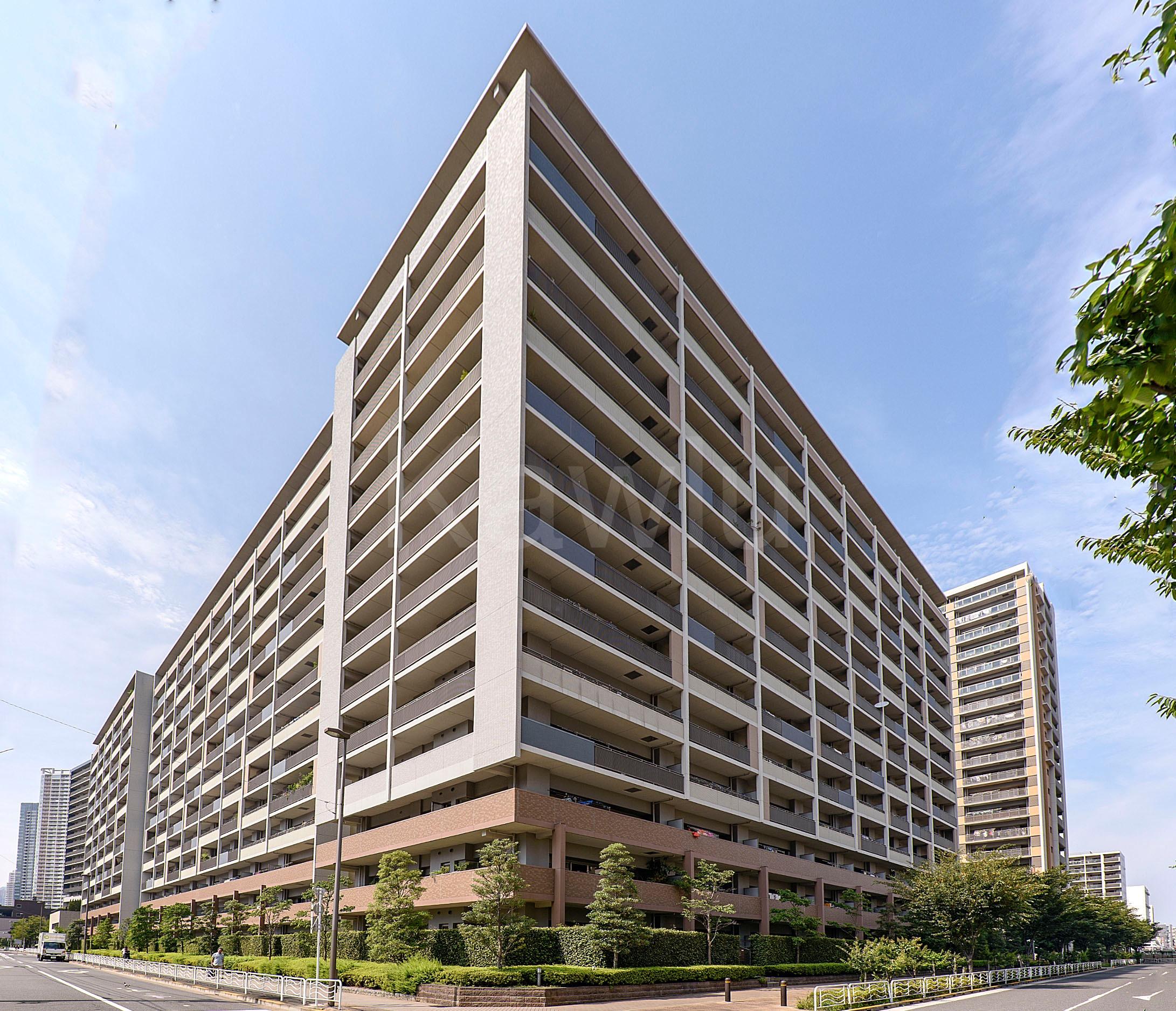東京フロントコートは、豊洲のイチオシ大規模マンション!
