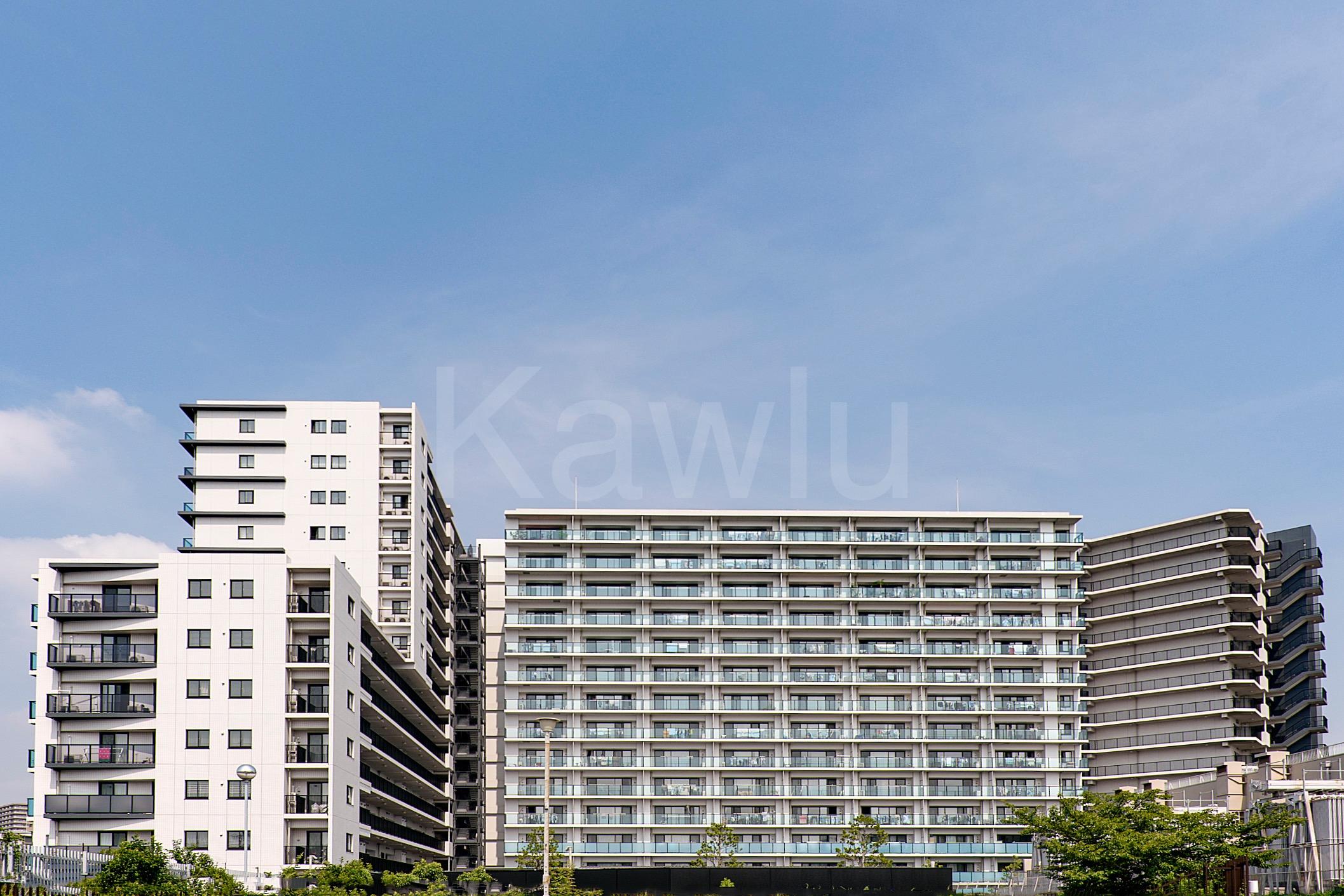 シティテラス平井は、大規模開発によって生まれた都内有数のマンション!