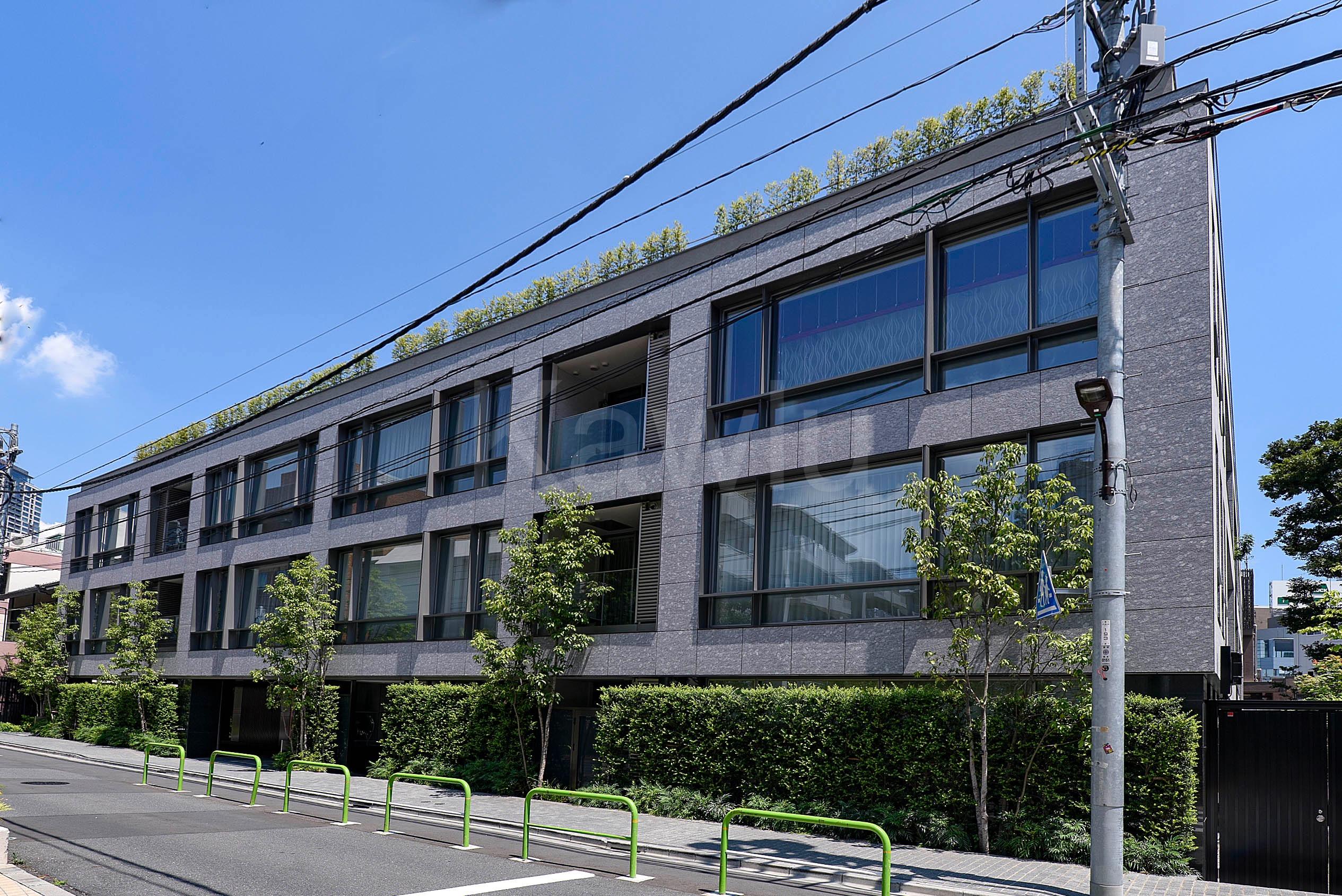 プラウド六本木は、人気マンションブランド「プラウド」シリーズの高級マンション!