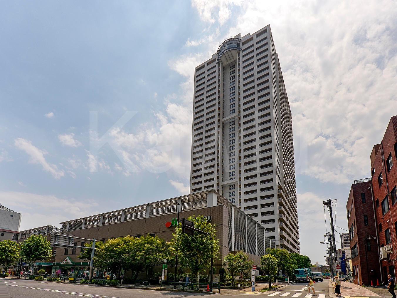 イーストコモンズ清澄白河セントラルタワーは、高い利便性を持つタワーマンション!