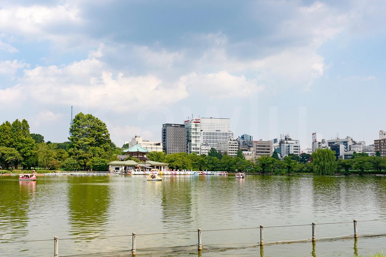パークタワー上野池之端