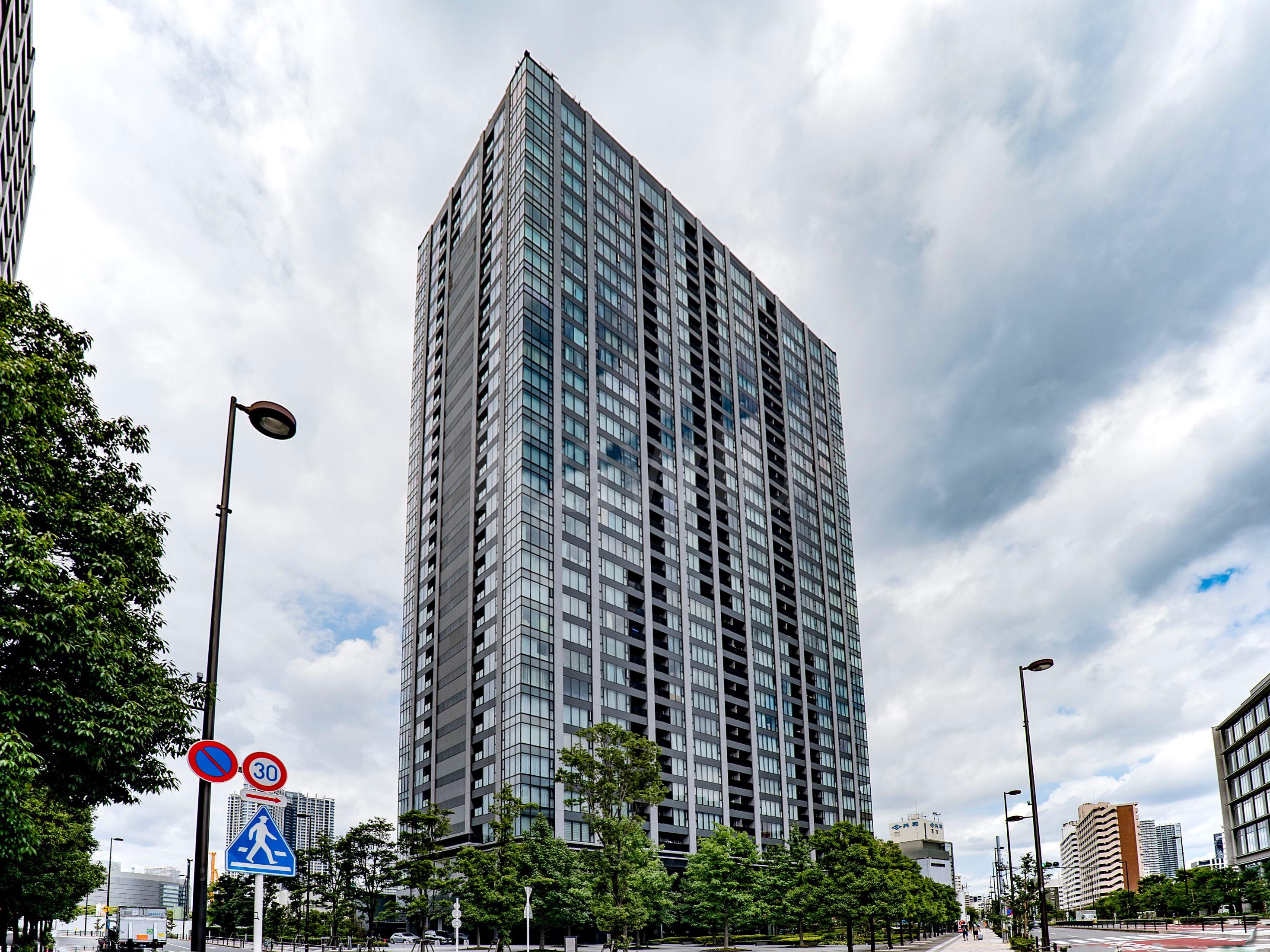 シティタワー有明は、圧倒的眺望が約束された憧れのタワーマンション!