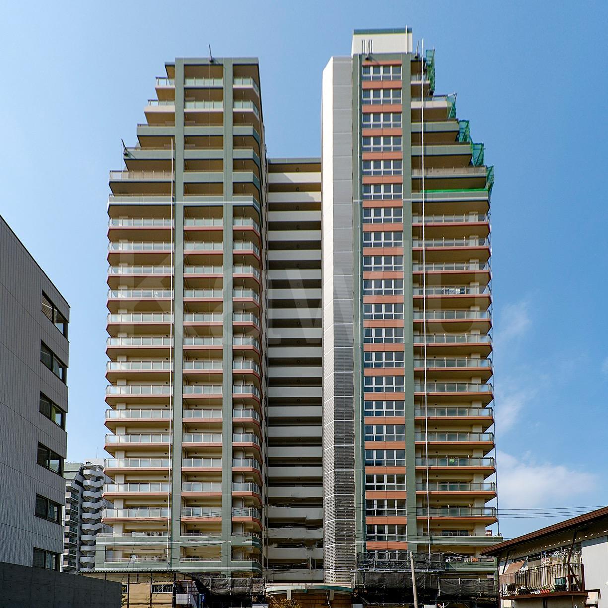 パークタワー東京イーストは、新小岩駅近のタワーマンション!