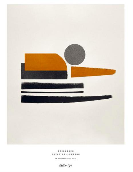 STILLEBEN ポスター A3 No.09