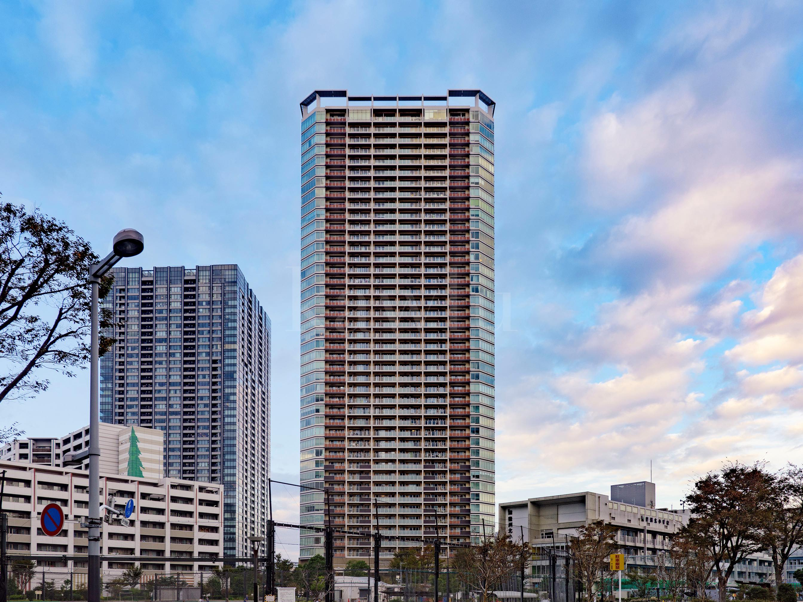 ザ・豊洲タワーは豊洲を代表するランドマークマンション!
