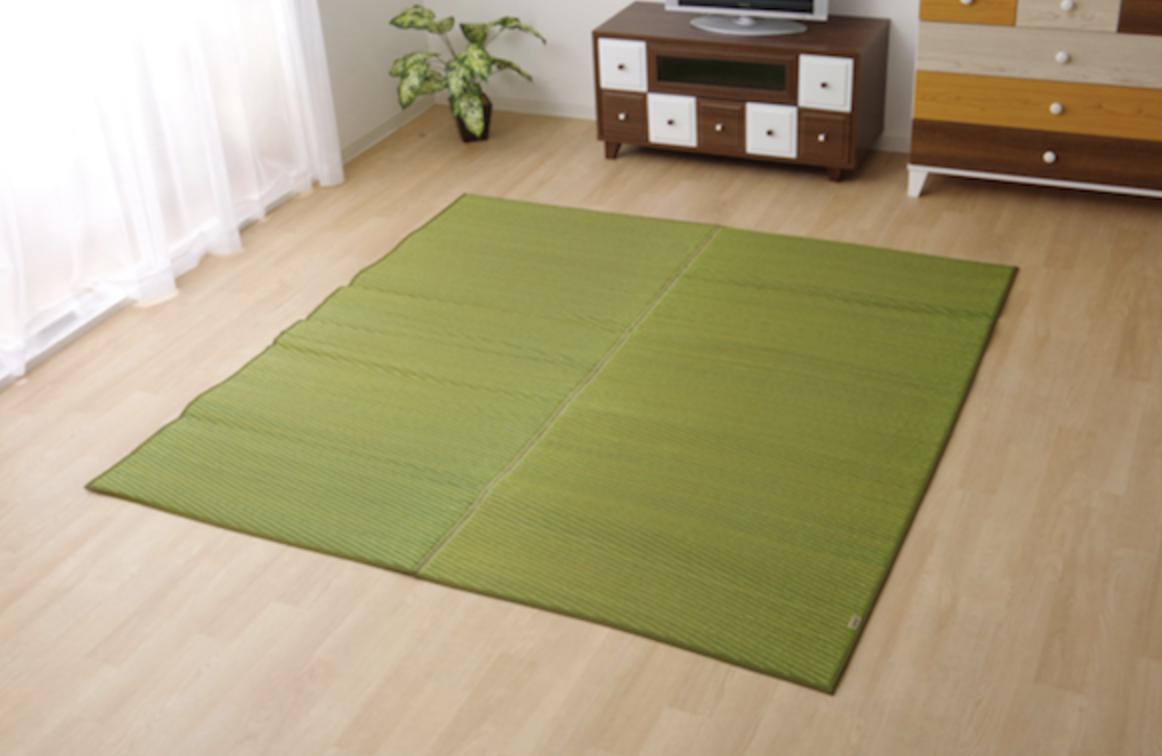 い草のカーペットとこたつで日本らしい冬を過ごしませんか?