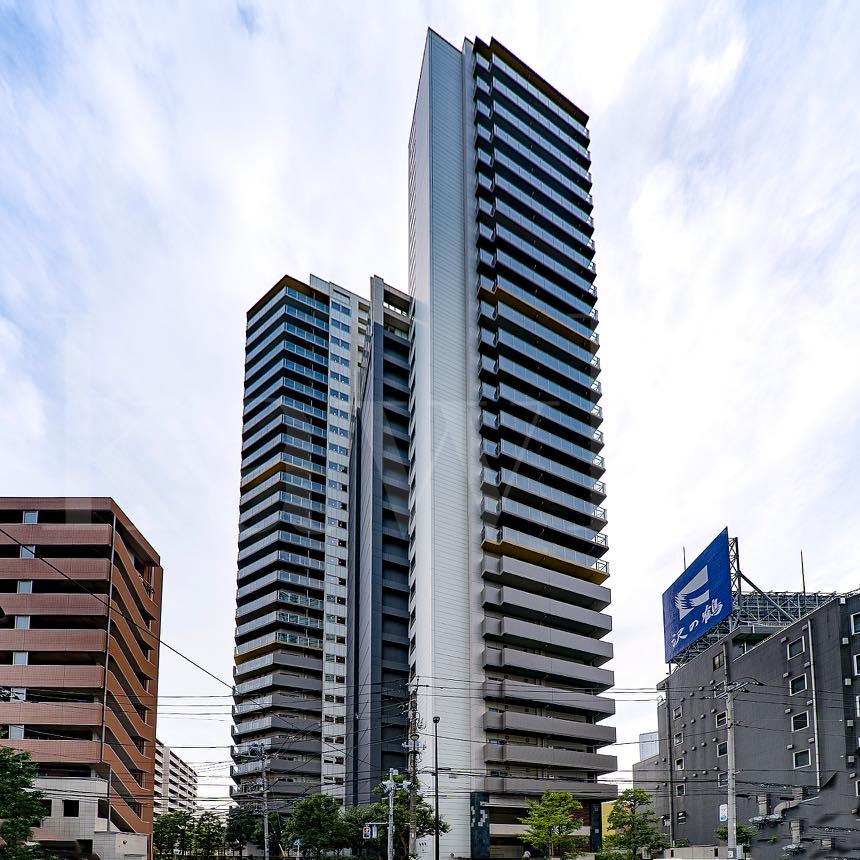 山手線大崎駅近・都心で憩える工夫が満載のブリリアタワー大崎の魅力に迫ります!