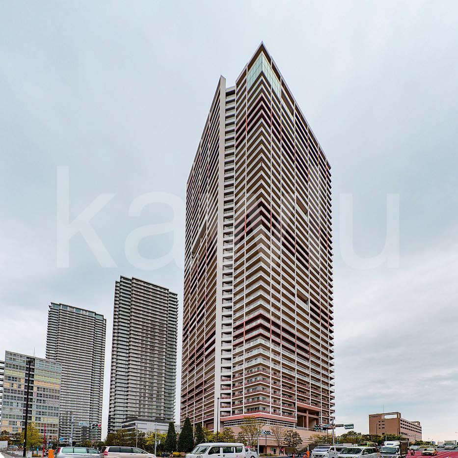 パークタワー東雲は、圧倒的な豪華共有設備が備わったタワーマンション!
