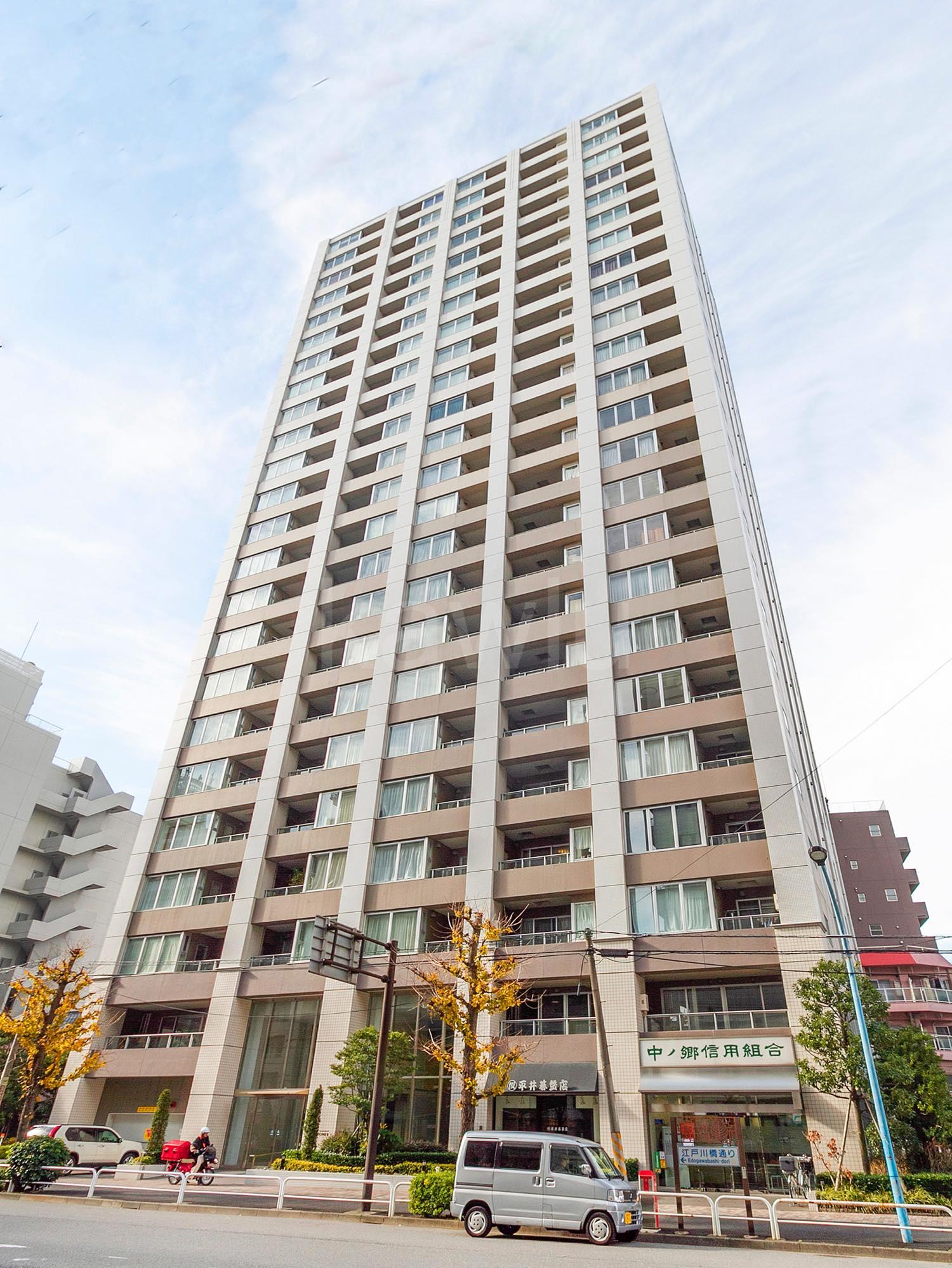 【特集】新宿山吹アインスタワーの魅力に迫りました!