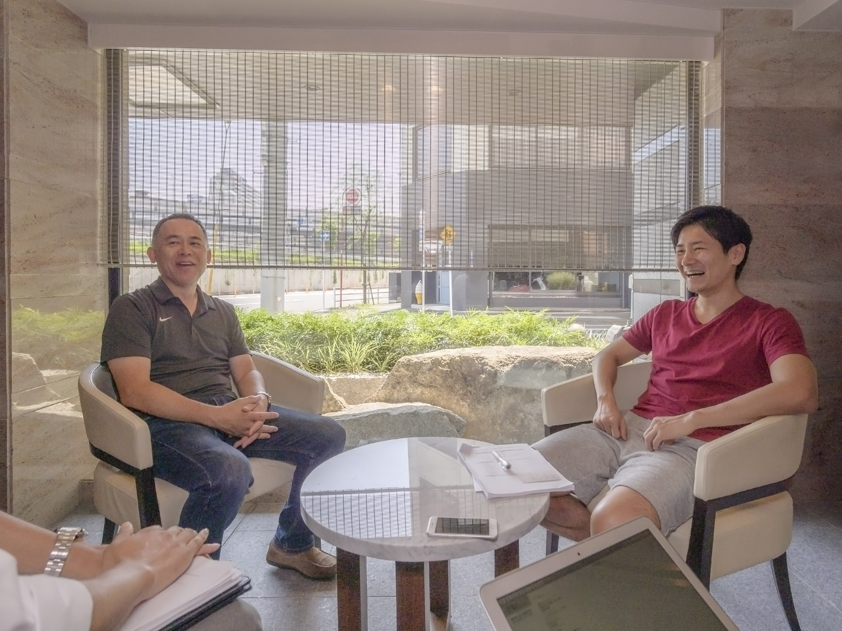 ブランズ日本橋浜町公園の管理組合を取材しました!