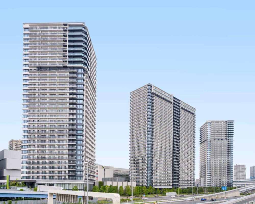有明ガーデン隣接のトリプルタワー、シティタワーズ東京ベイを解説!